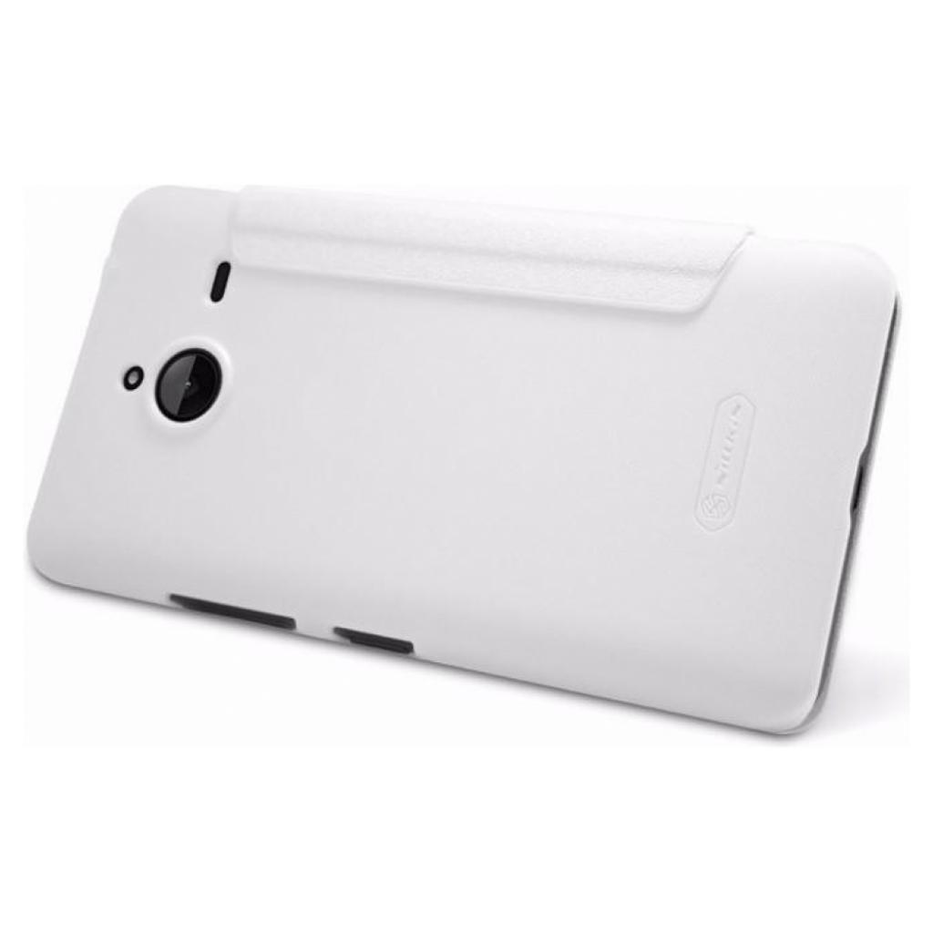 Чехол для моб. телефона NILLKIN для Microsoft Lumia 640 XL - Spark series (White) (6218528) изображение 3