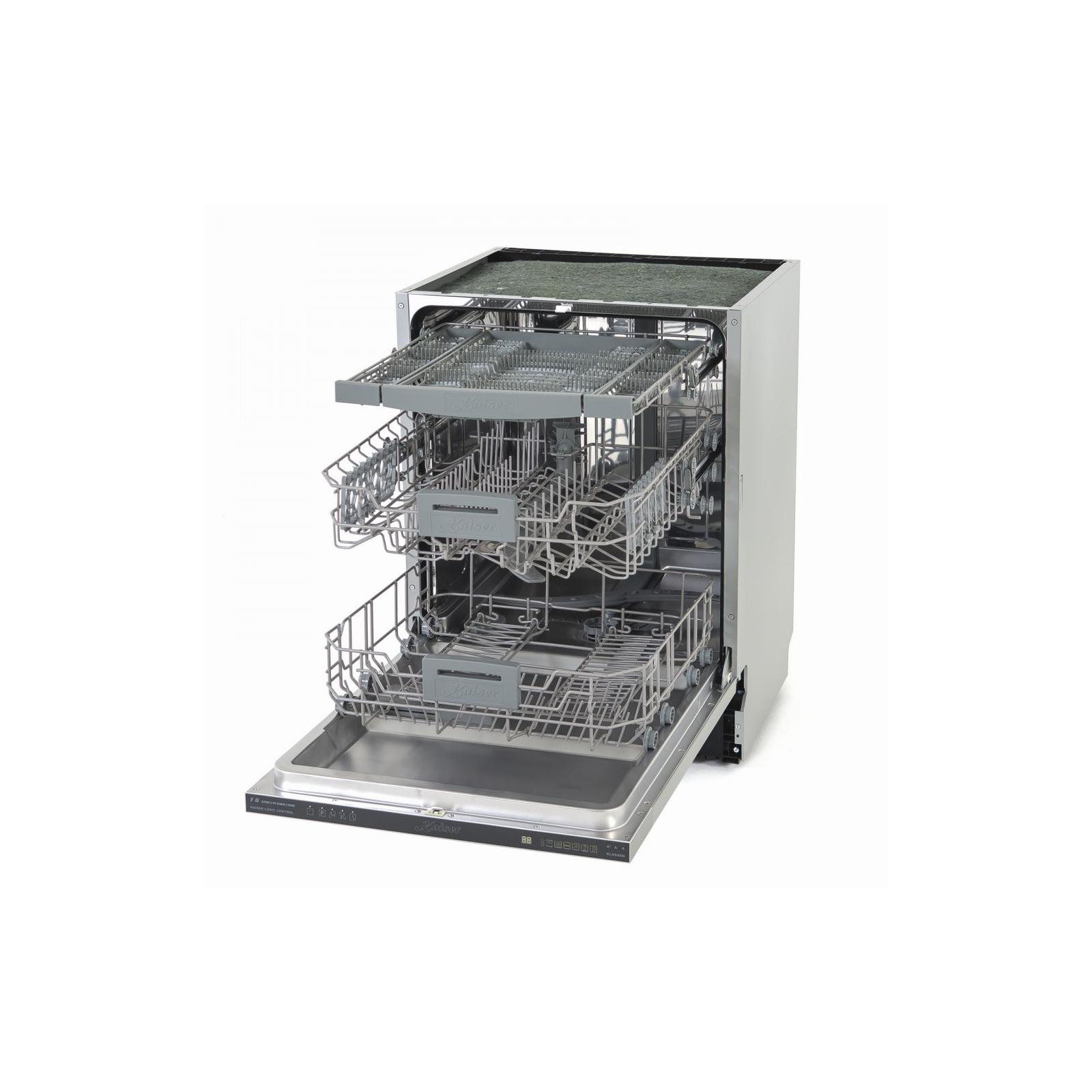 Посудомийна машина Kaiser S45I83XL зображення 2