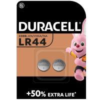 Батарейка Duracell LR44 / V13GA / A76 * 2 (5000394504424 / 81546864)