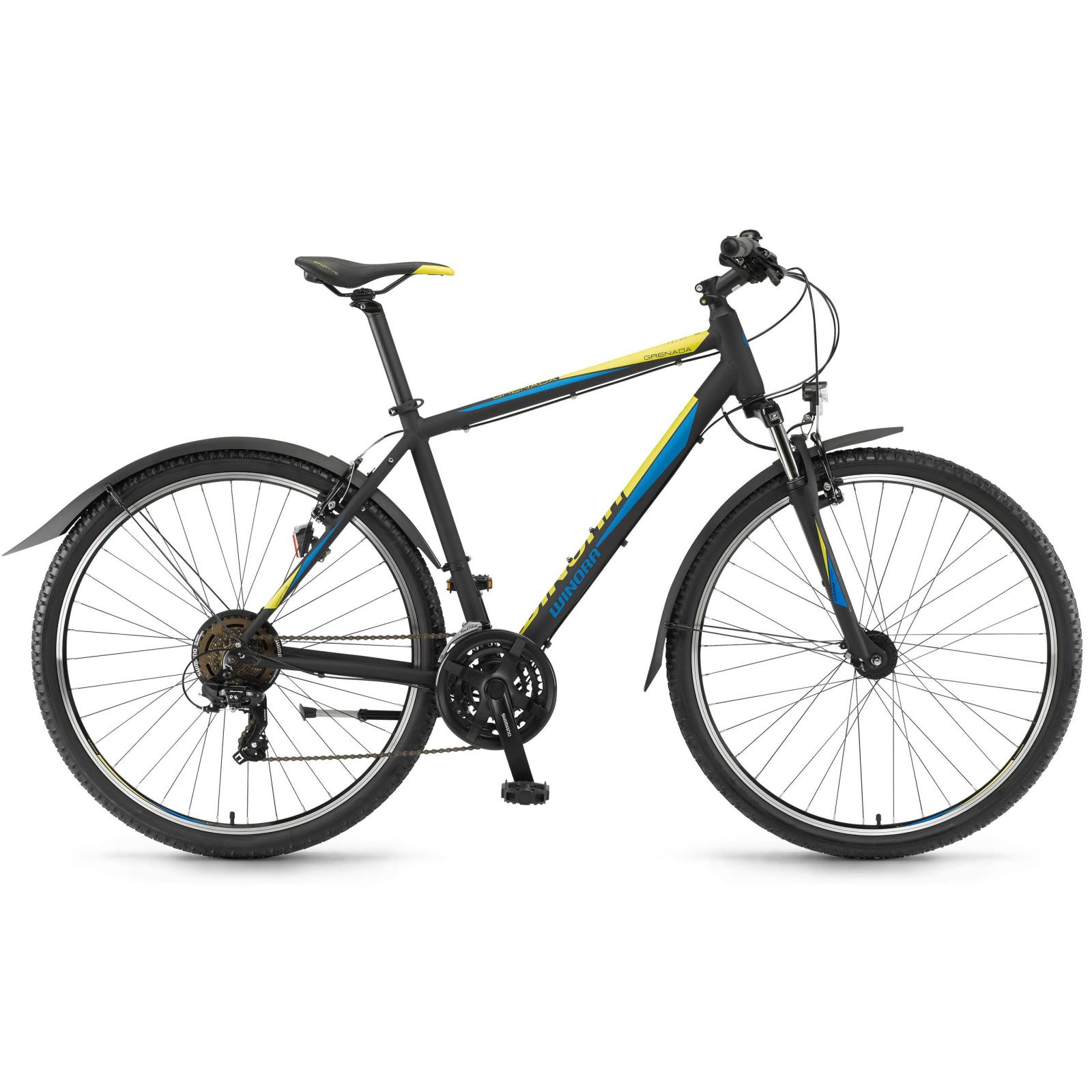 """Велосипед Winora Grenada men 28"""", рама 51см, 2018 (4090021751)"""