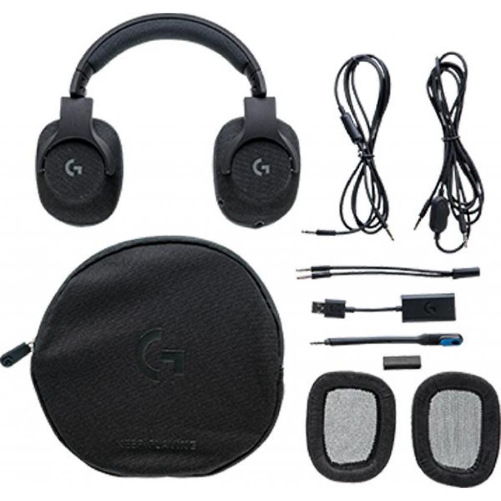 Наушники Logitech G433 7.1 Surround Gaming Headset Black (981-000668) изображение 4