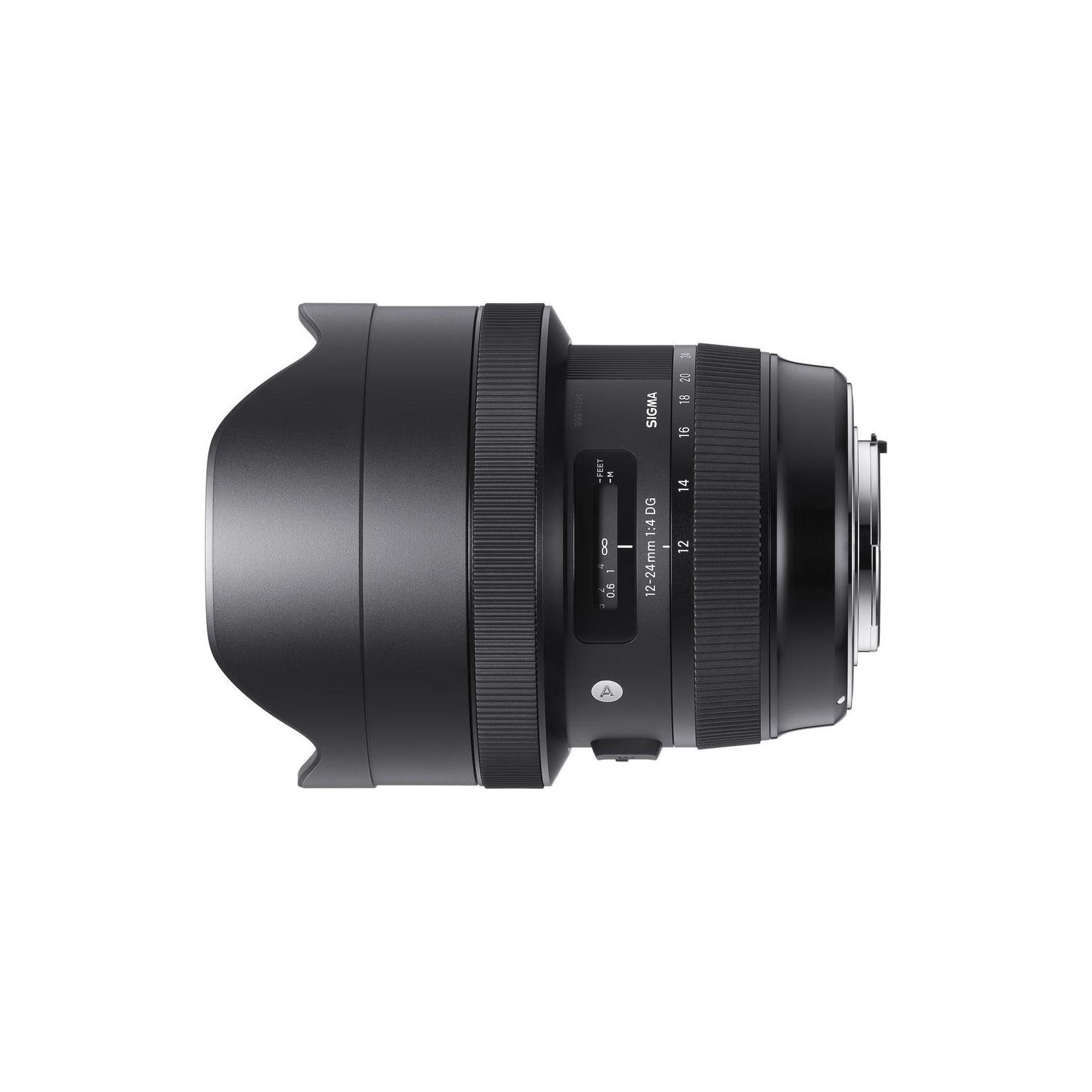 Объектив Sigma AF 12-24/4,0 DG HSM Art Nikon (205955) изображение 2
