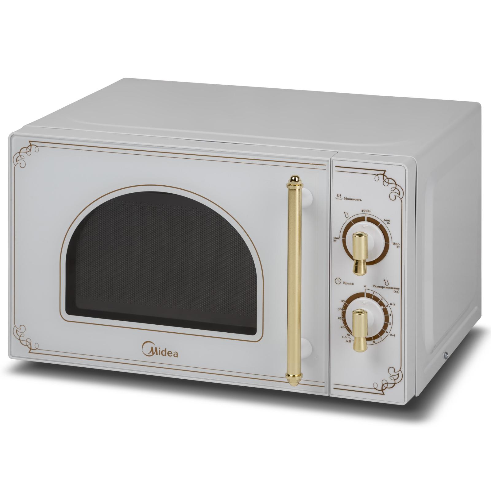 Микроволновая печь Midea MM820CJ7-W3 изображение 3