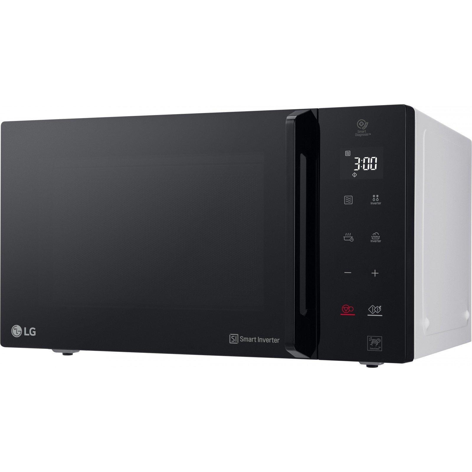 Микроволновая печь LG MS2595FISW изображение 3