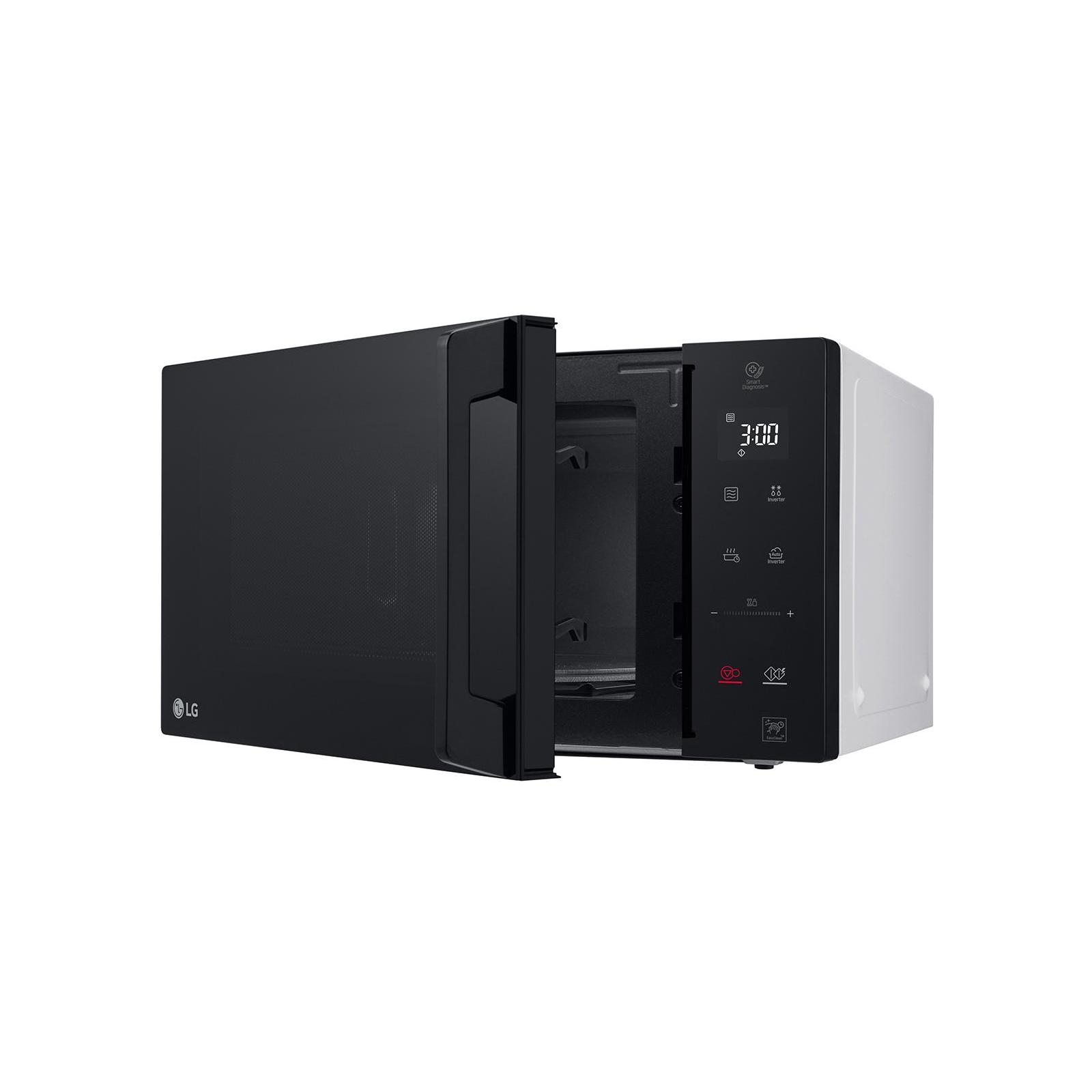 Микроволновая печь LG MS2595FISW изображение 5