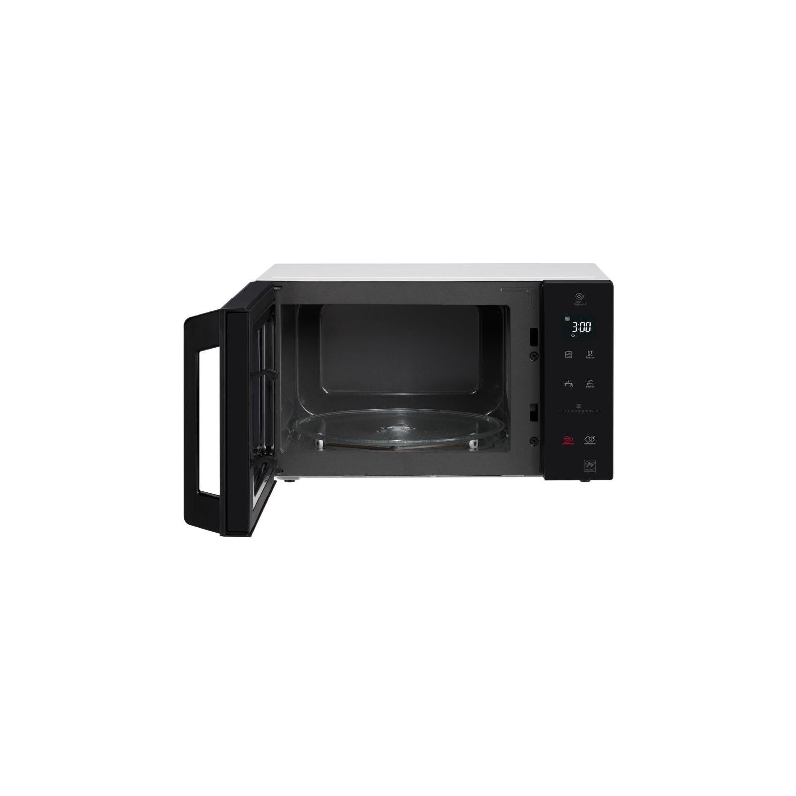 Микроволновая печь LG MS2595FISW изображение 6