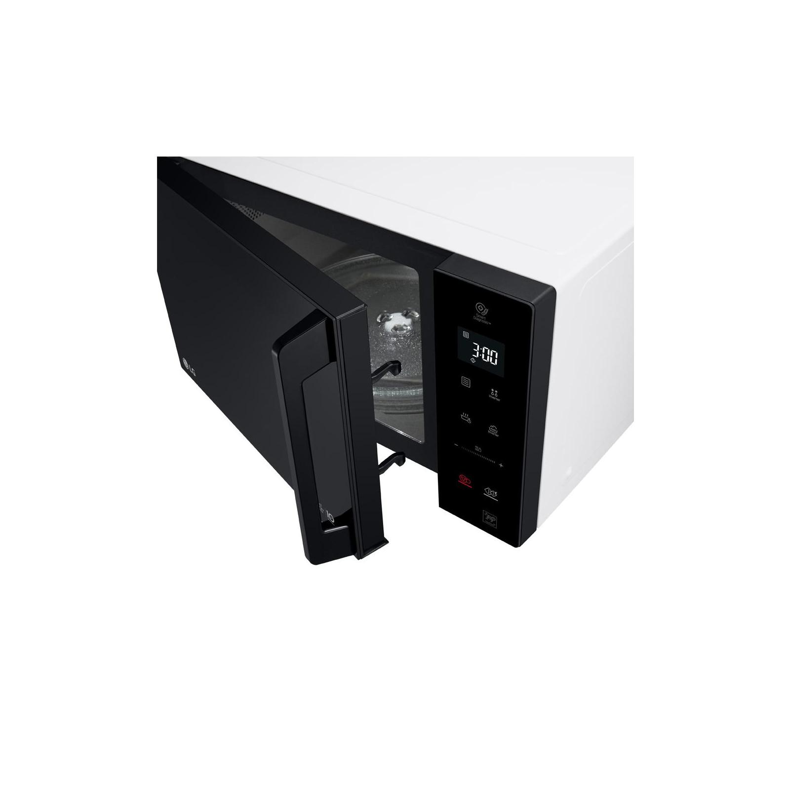 Микроволновая печь LG MS2595FISW изображение 7