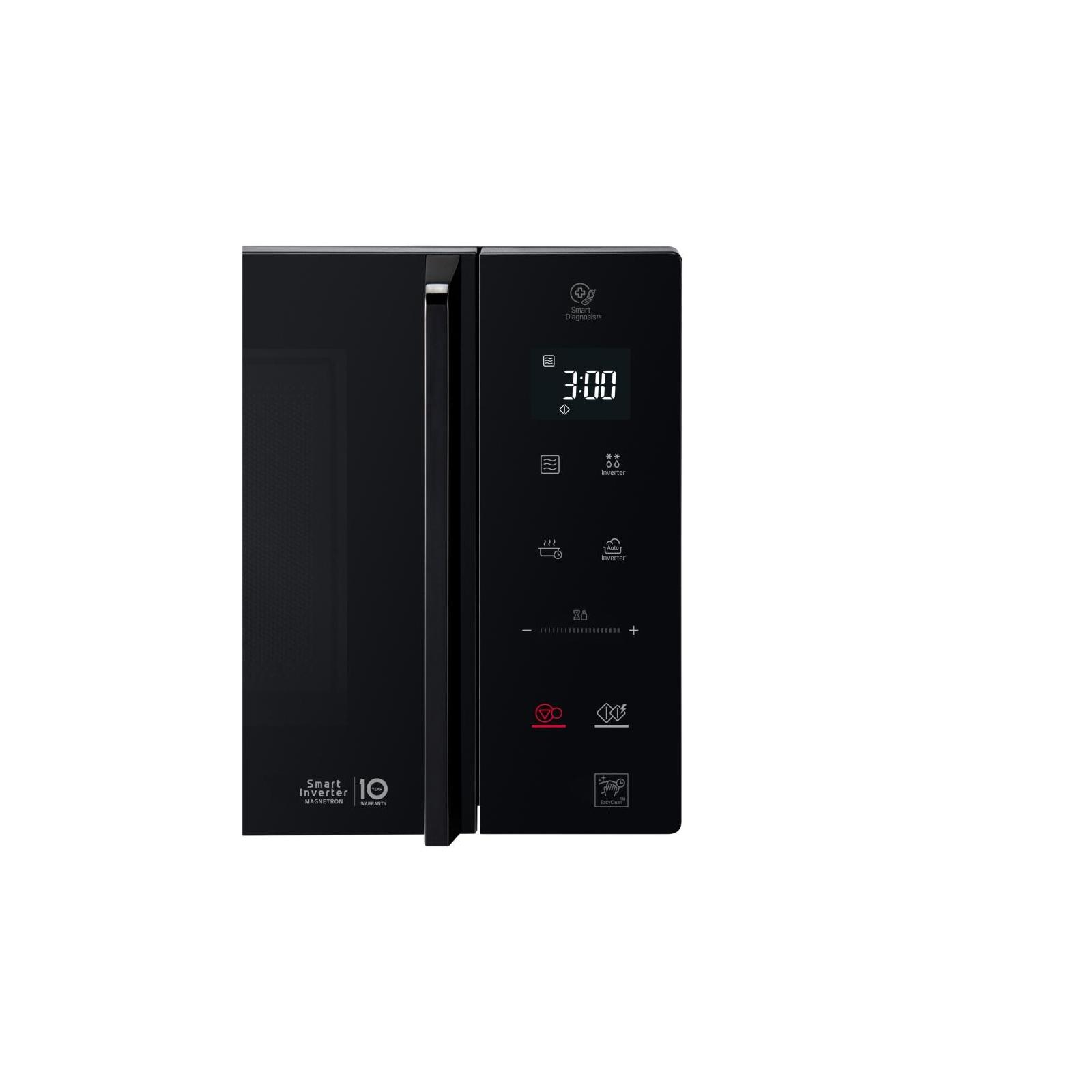 Микроволновая печь LG MS2595FISW изображение 8