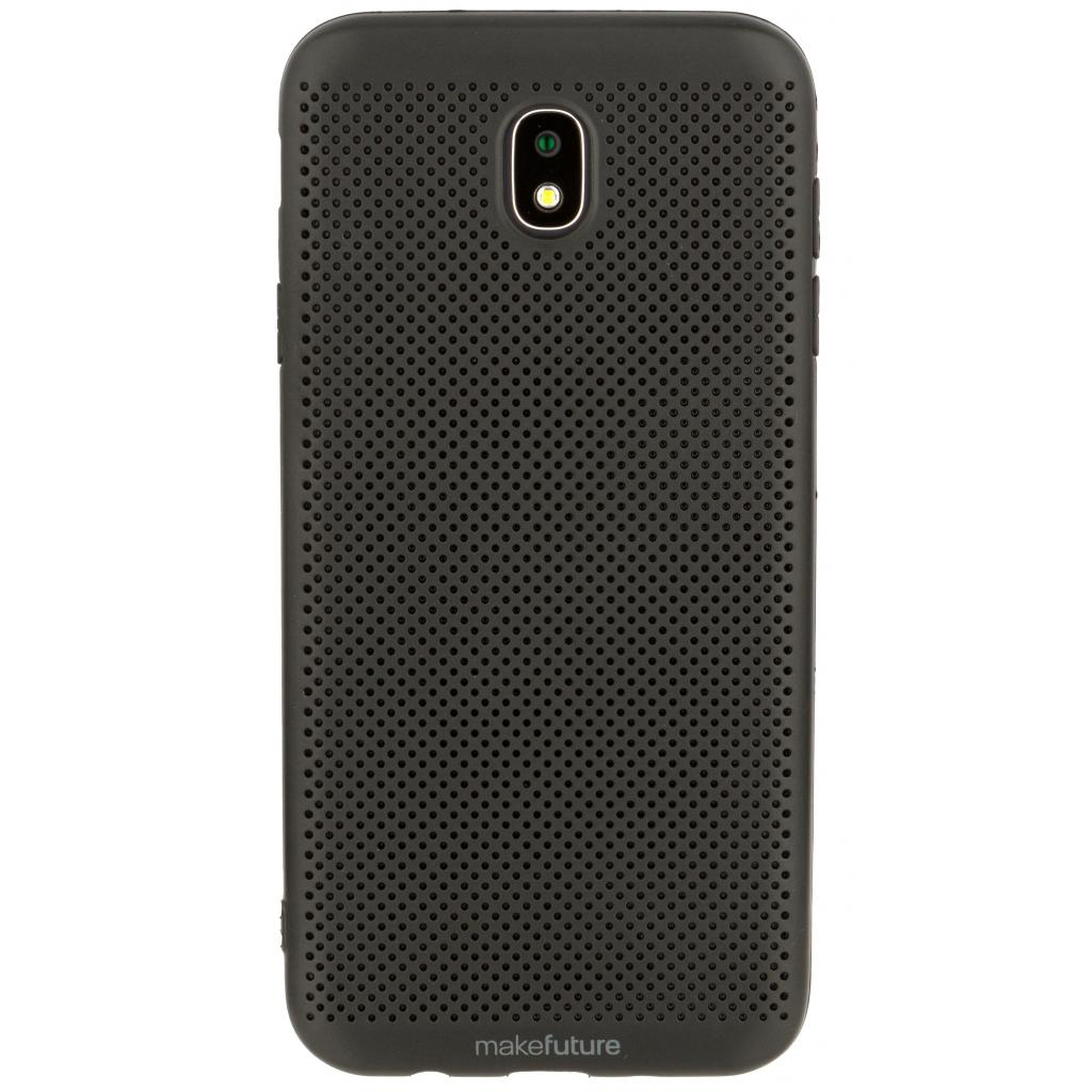 Чехол для моб. телефона MakeFuture Moon Case (TPU) для Samsung J7 2017 (J730) Black (MCM-SJ730BK)