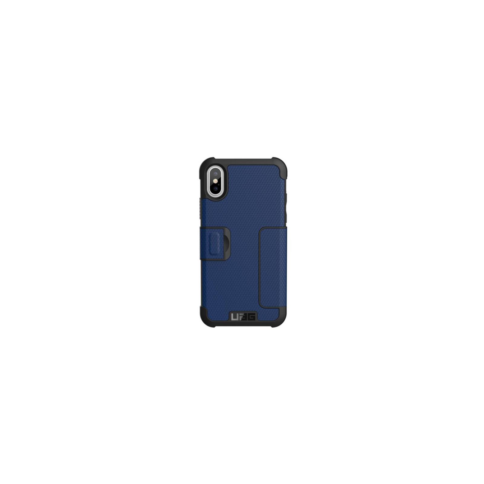 Чехол для моб. телефона Uag iPhone X Metropolis Black (IPH8-E-BL)