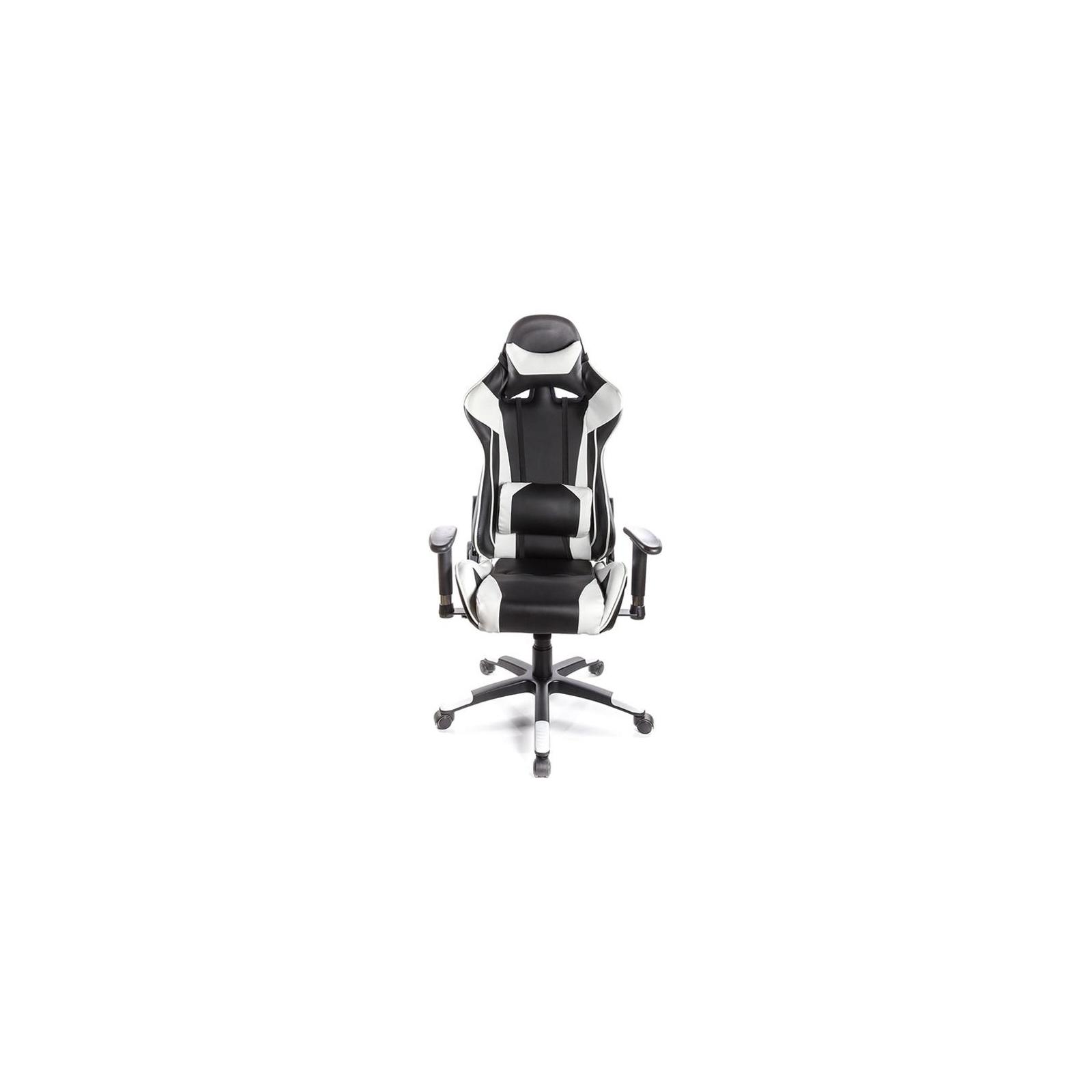 Кресло игровое АКЛАС Хорнет PL RL Белое (06154) изображение 2
