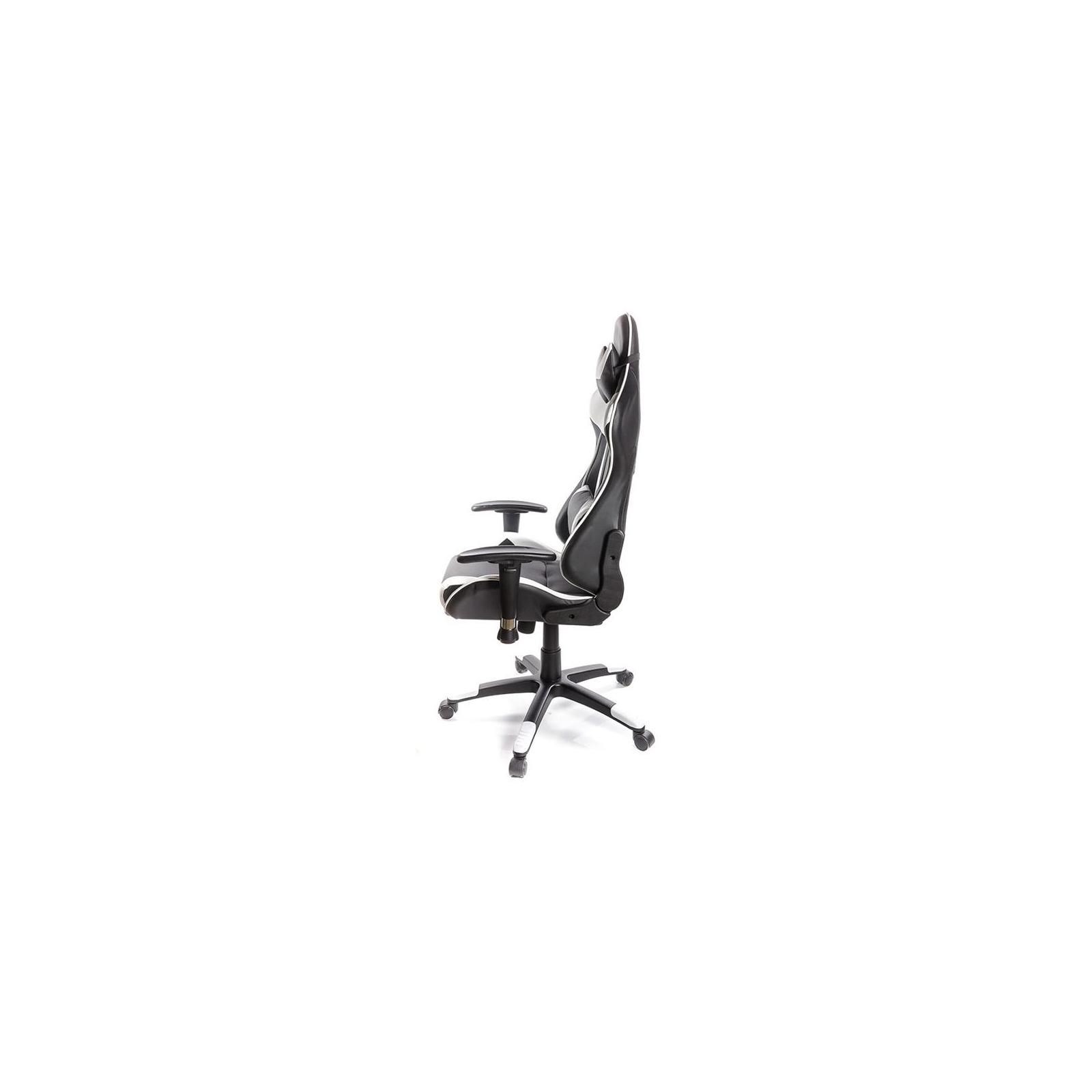 Кресло игровое АКЛАС Хорнет PL RL Белое (06154) изображение 3