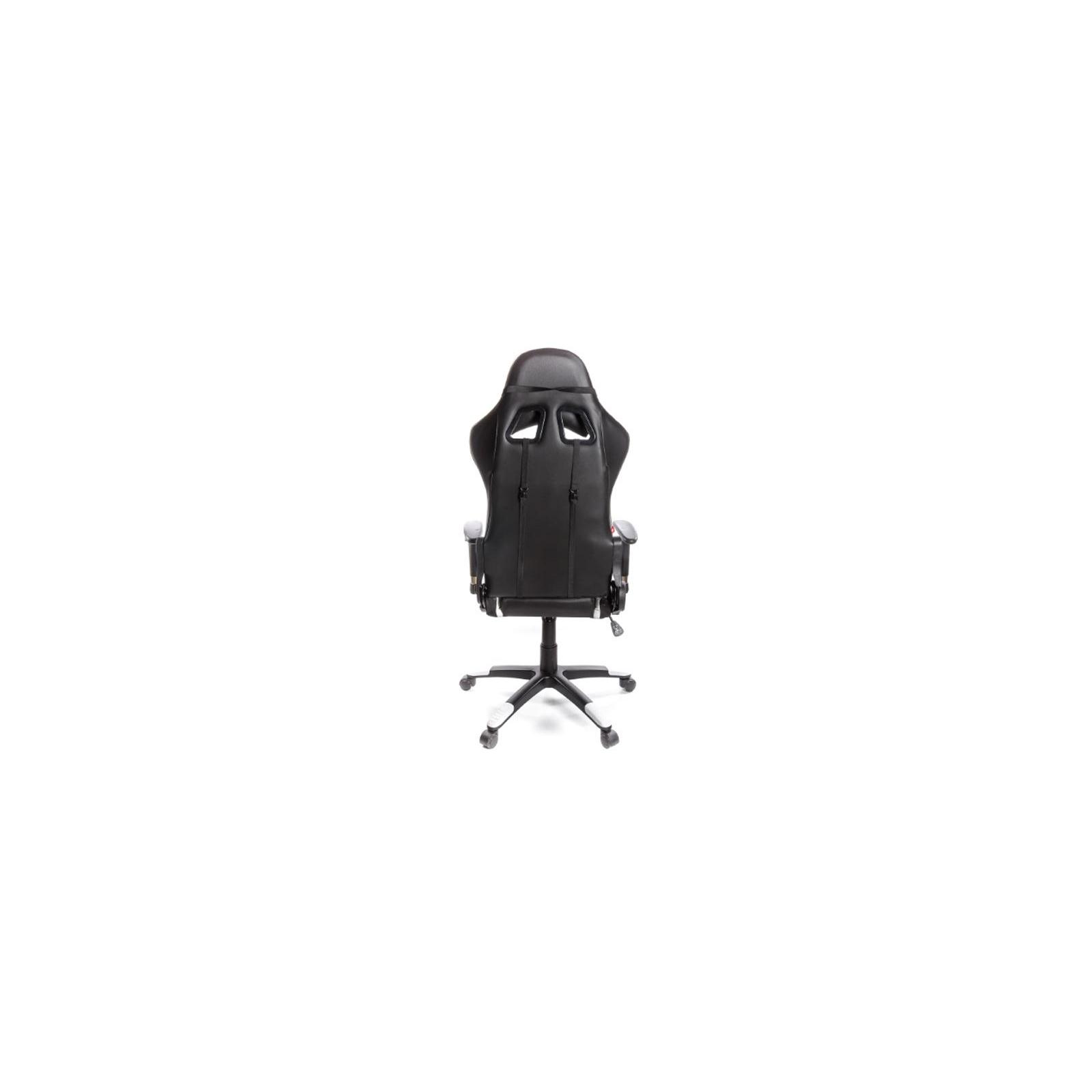 Кресло игровое АКЛАС Хорнет PL RL Белое (06154) изображение 4