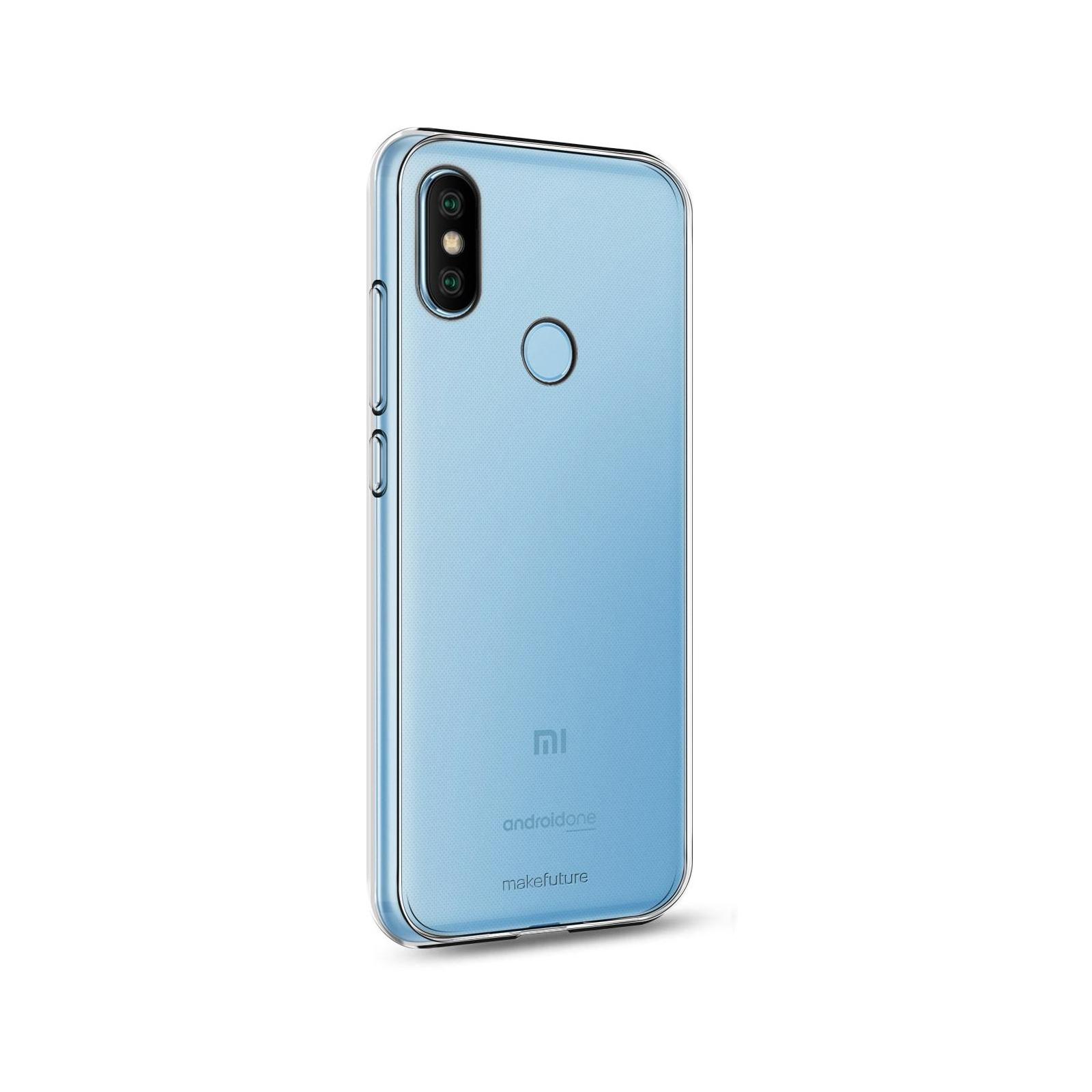 Чехол для моб. телефона MakeFuture Air Case (Clear TPU) Xiaomi MiA2 (MCA-XMA2) изображение 2