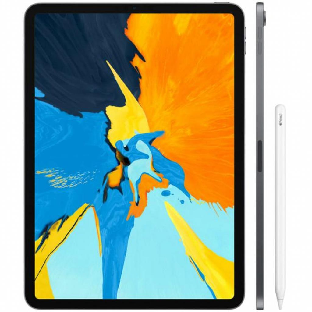 "Планшет Apple A1980 iPad Pro 11"" Wi-Fi 64GB Space Grey (MTXN2RK/A) изображение 5"