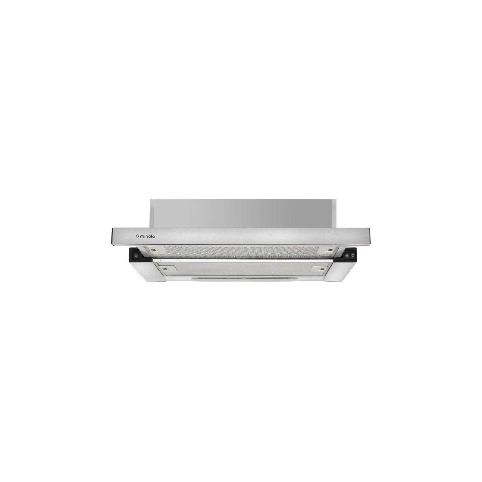 Вытяжка кухонная MINOLA HTL 5010 FULL INOX 430 изображение 2