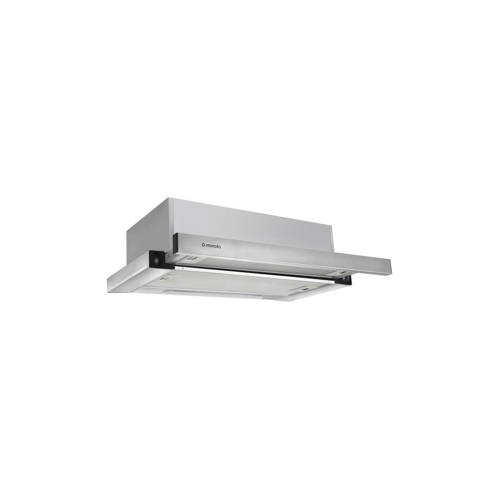Вытяжка кухонная MINOLA HTL 5010 FULL INOX 430