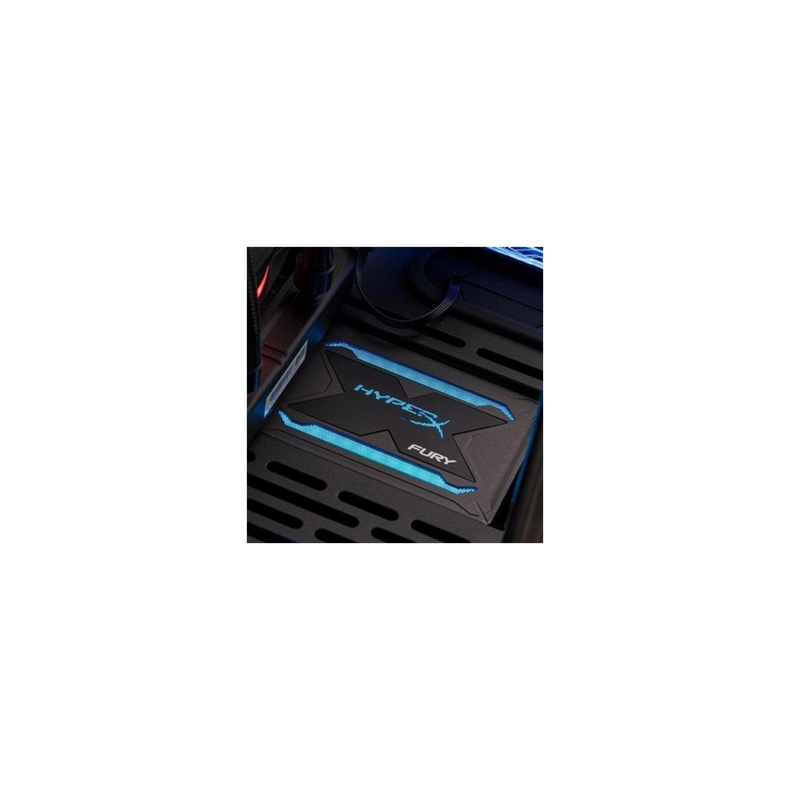 """Накопичувач SSD 2.5"""" 240GB HyperX SSD (SHFR200B/240G) зображення 11"""