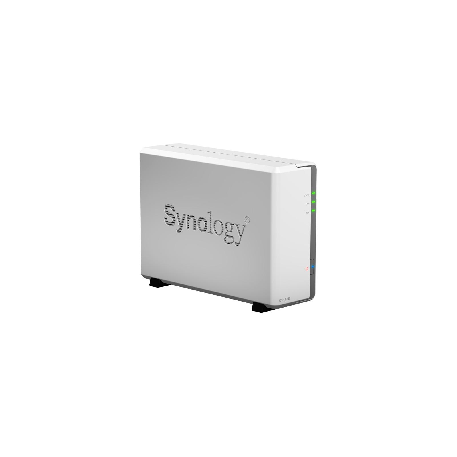 NAS Synology DS119J изображение 4