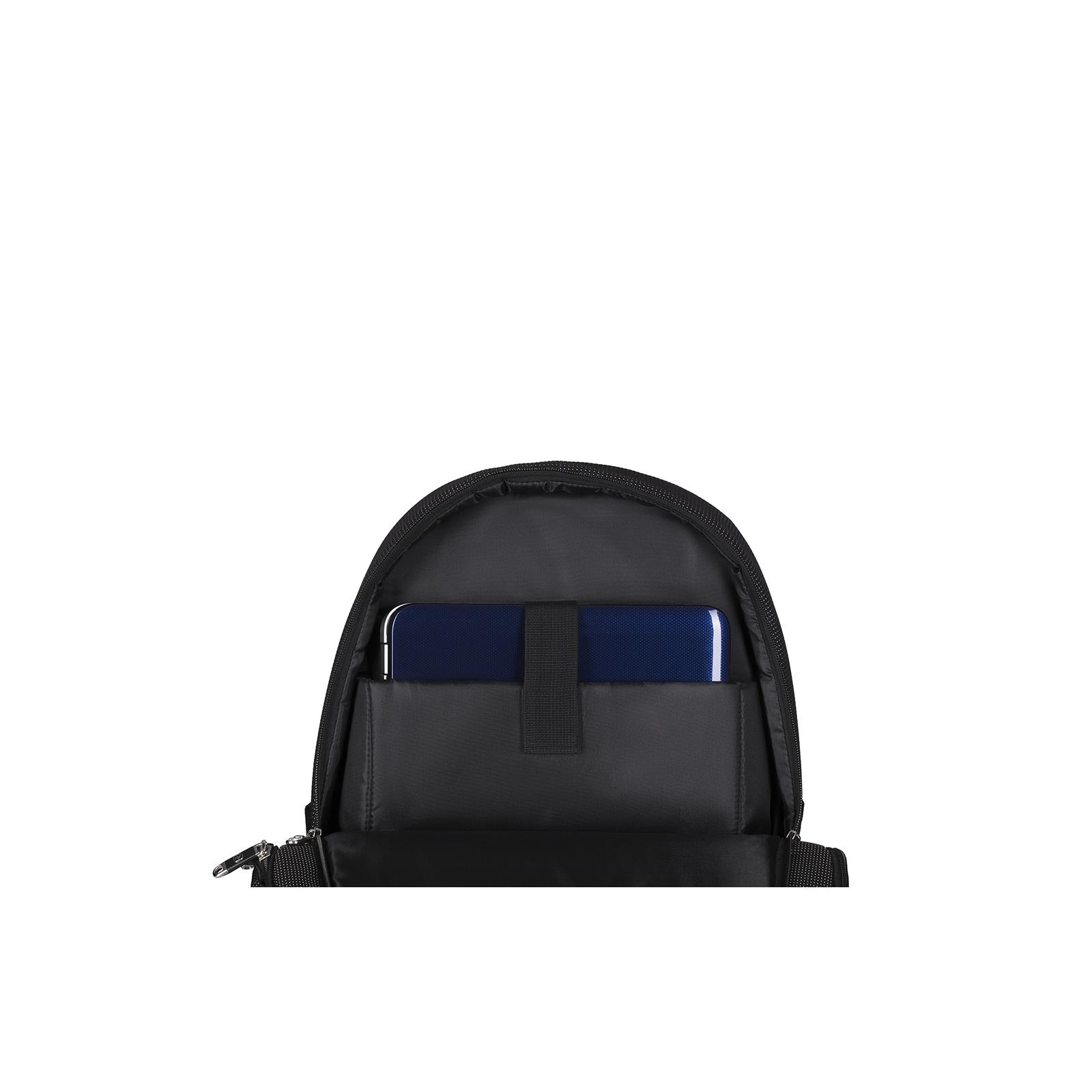 """Рюкзак для ноутбука 2E 16"""" SmartPack, black (2E-BPN6316BK) зображення 12"""