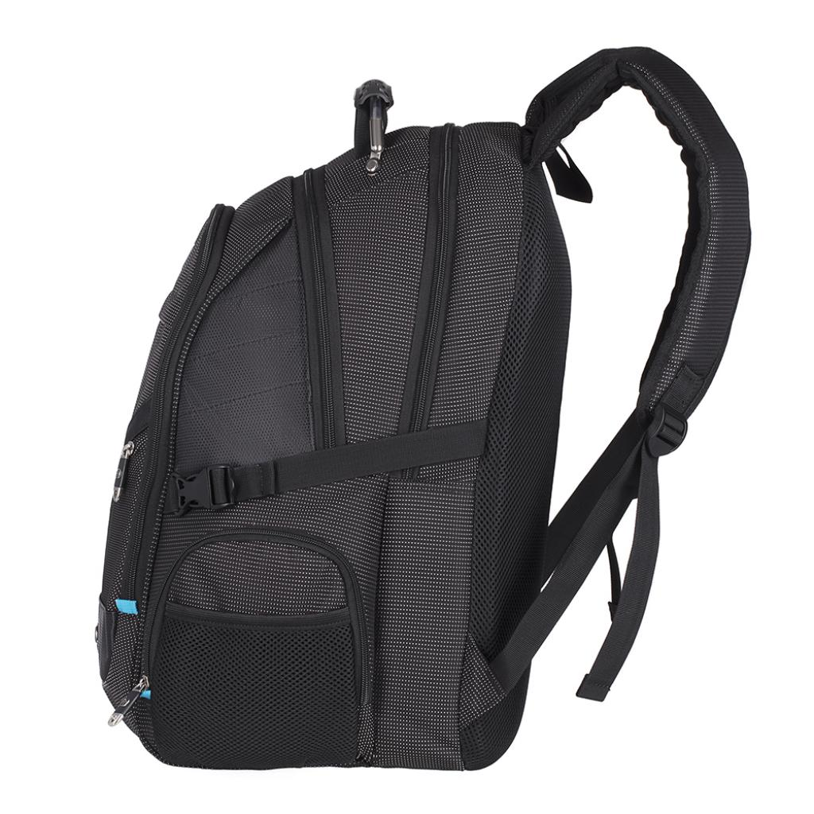 """Рюкзак для ноутбука 2E 16"""" SmartPack, black (2E-BPN6316BK) зображення 3"""