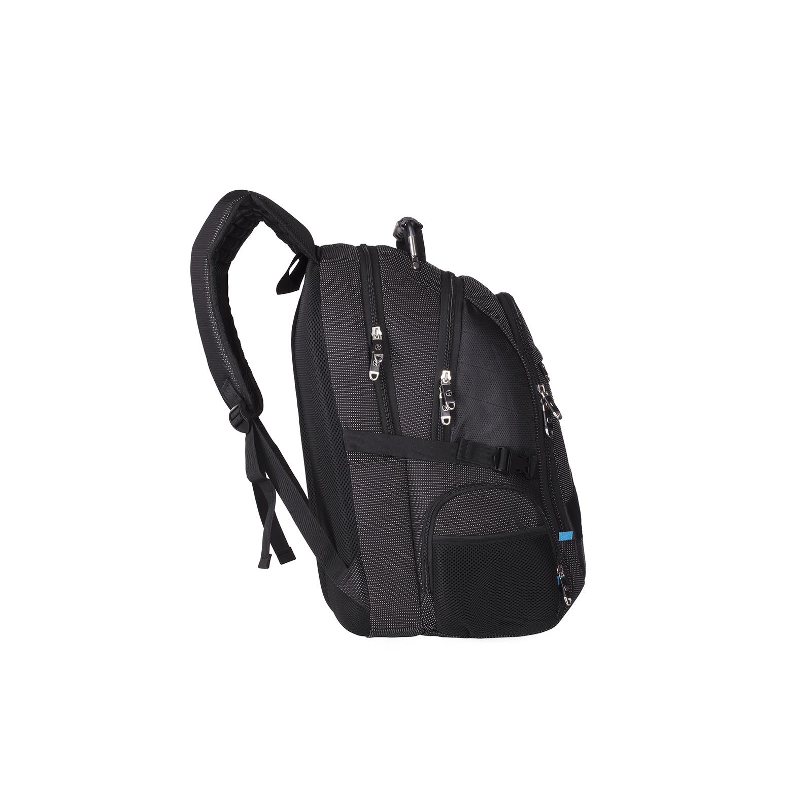 """Рюкзак для ноутбука 2E 16"""" SmartPack, black (2E-BPN6316BK) зображення 4"""