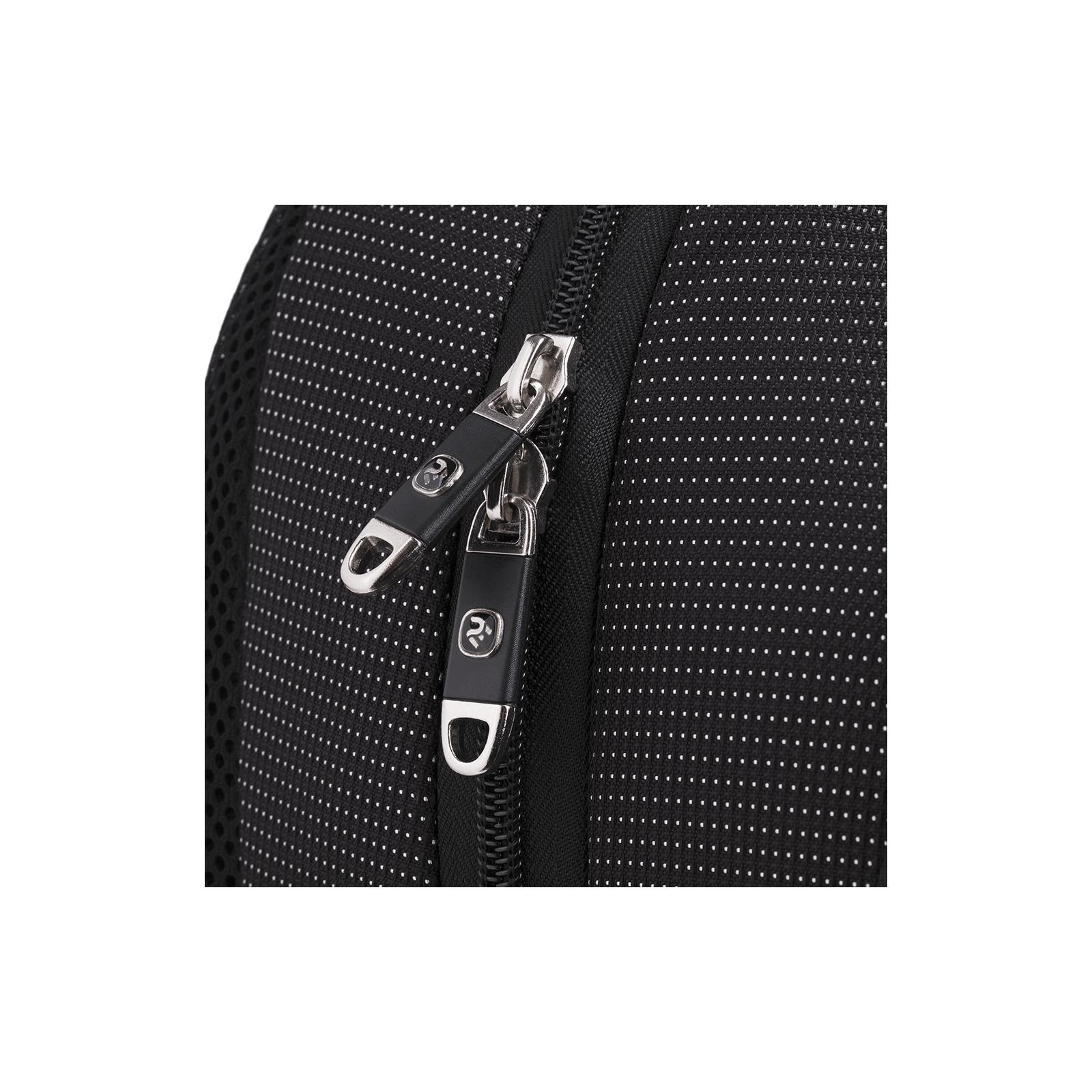 """Рюкзак для ноутбука 2E 16"""" SmartPack, black (2E-BPN6316BK) зображення 7"""