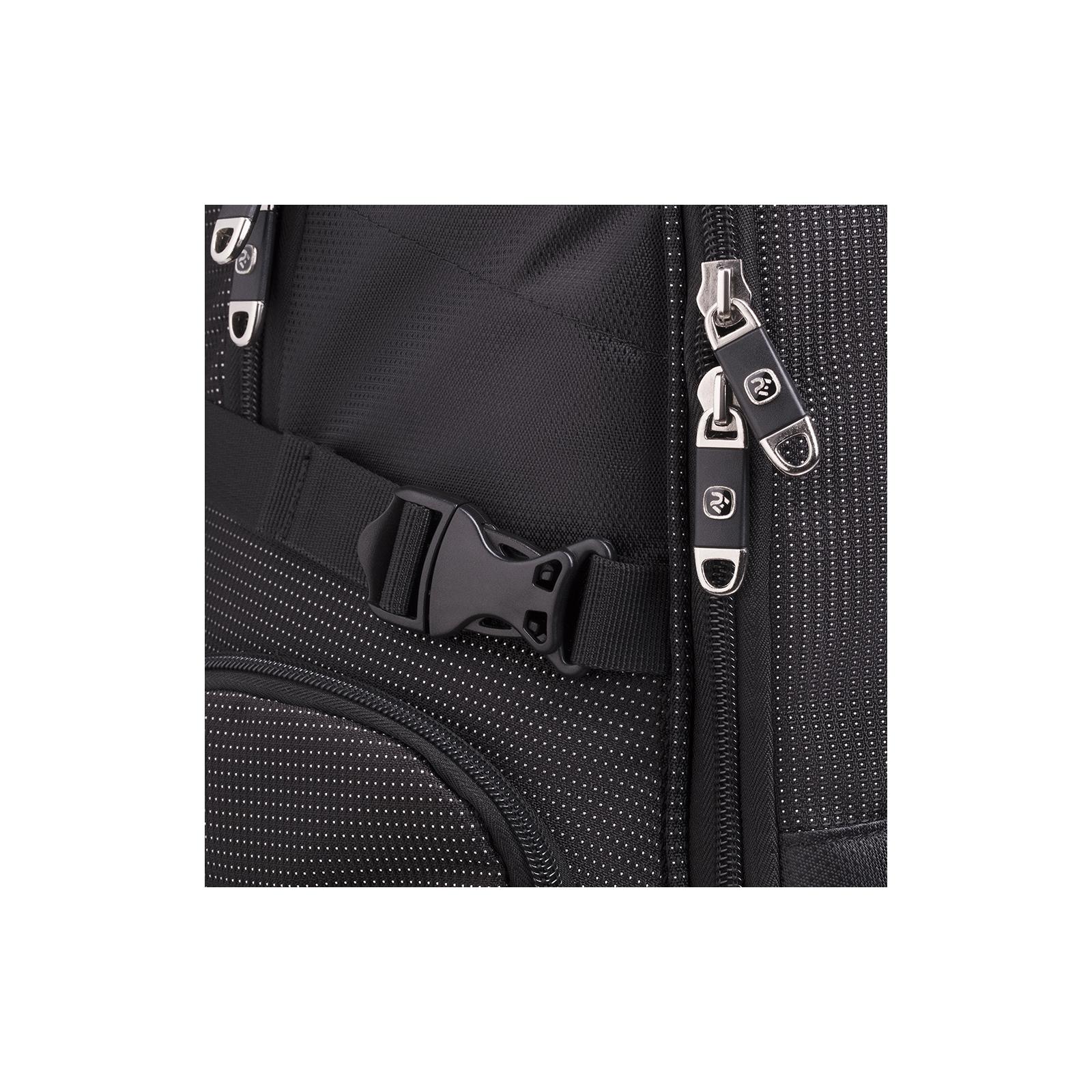 """Рюкзак для ноутбука 2E 16"""" SmartPack, black (2E-BPN6316BK) зображення 8"""