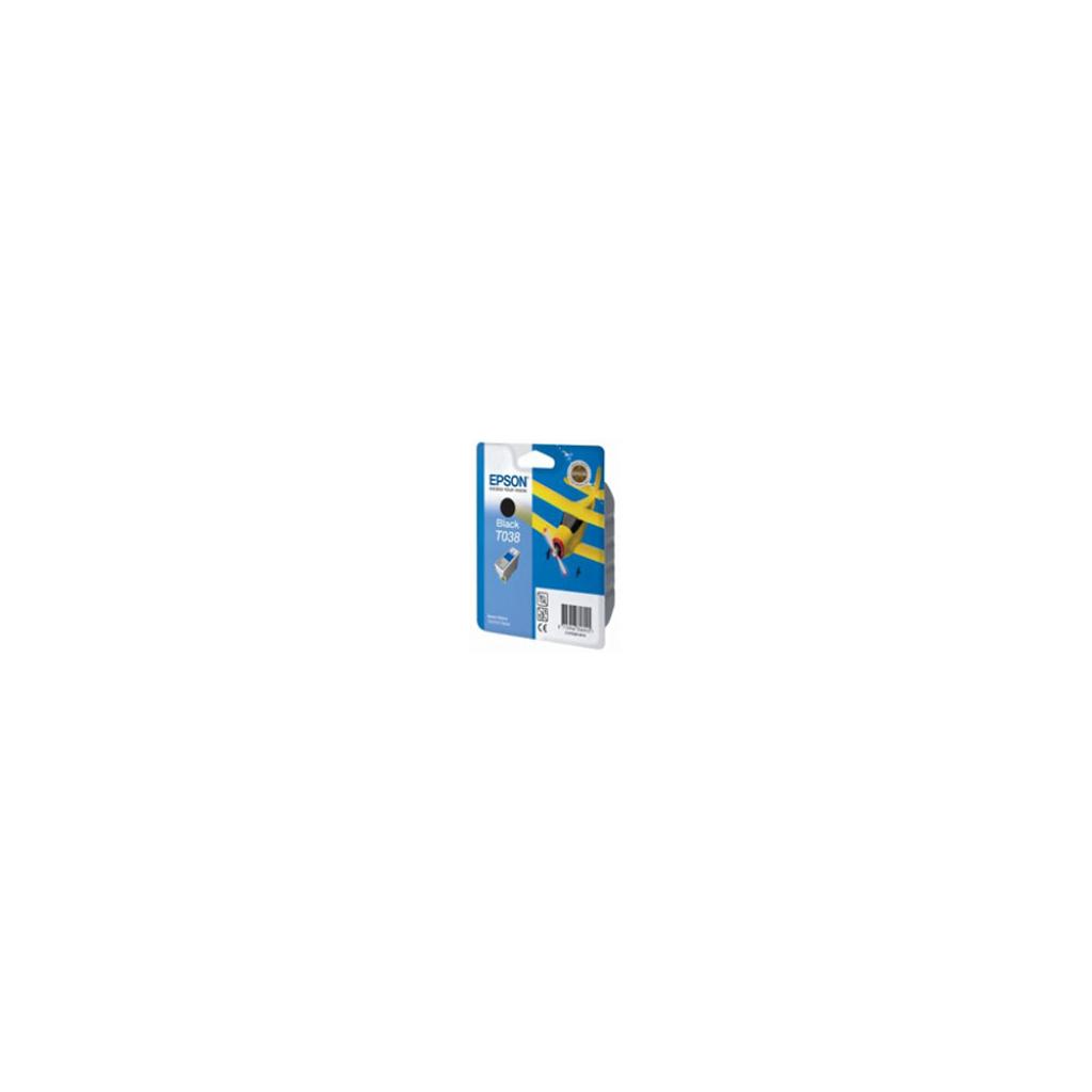Картридж EPSON St C43/ C45 black (C13T03814A10)