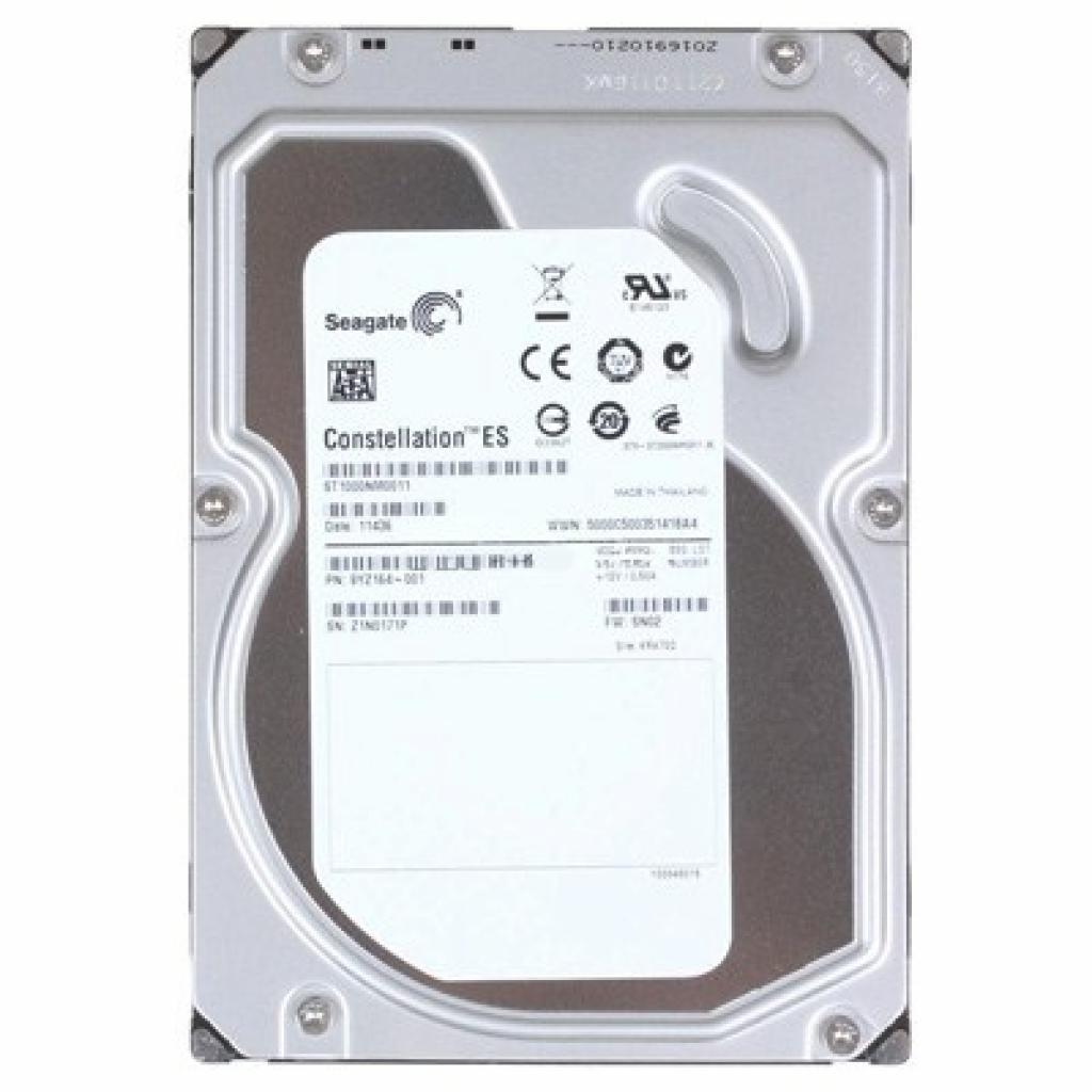 """Жесткий диск 3.5"""" 1TB Seagate (ST1000NM0011)"""