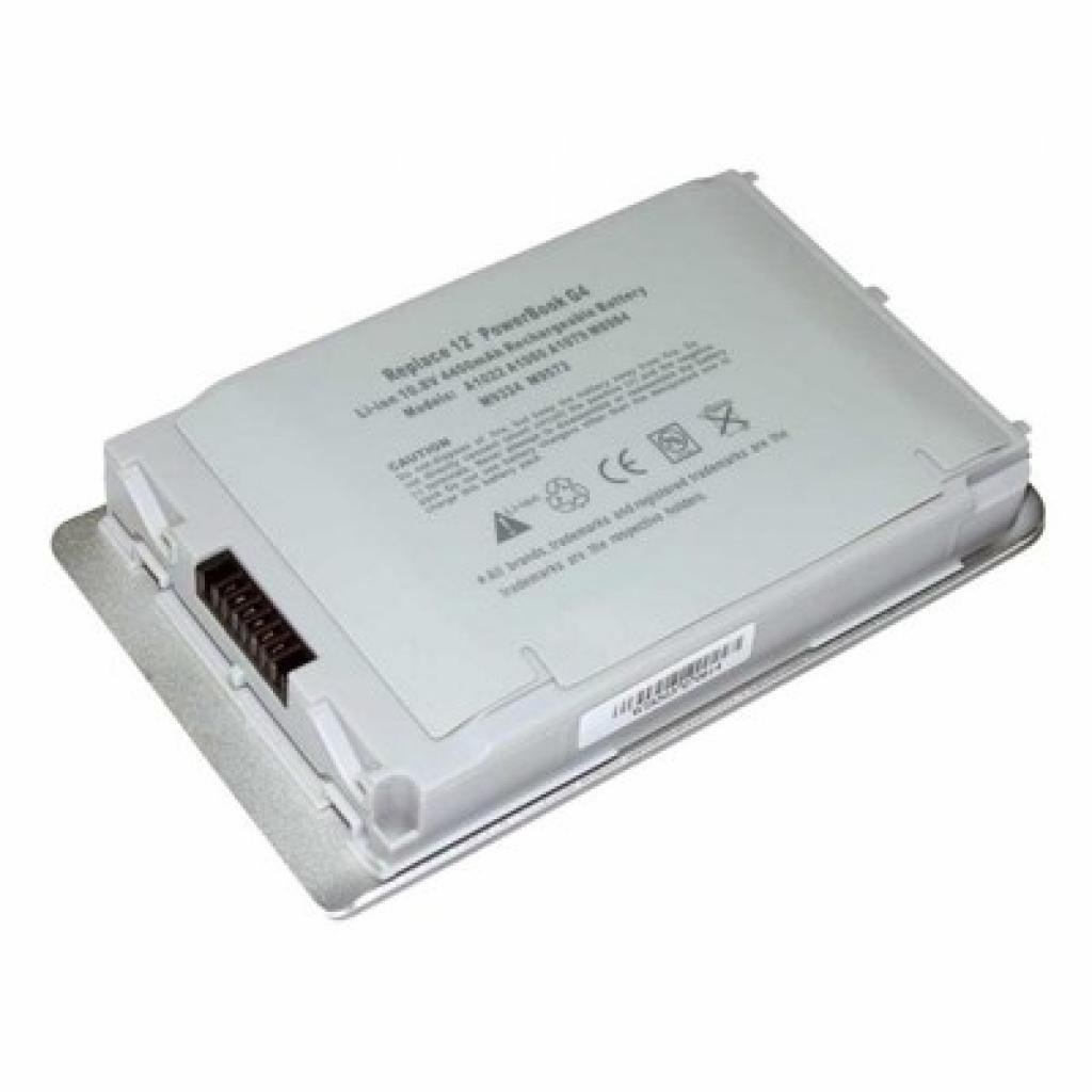 Аккумулятор для ноутбука Apple A1022-A1079 Drobak (100205)