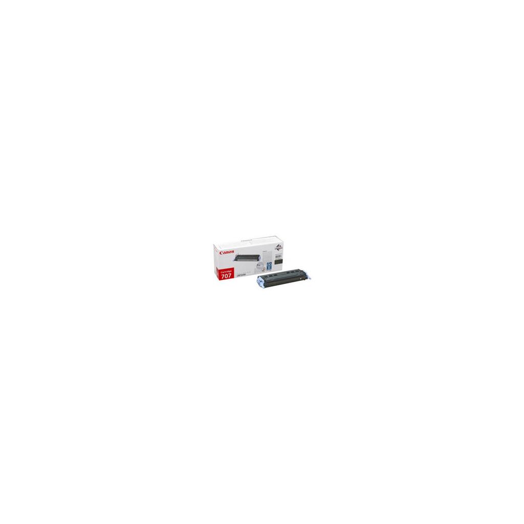 Картридж Canon 707 Black для LBP-5000 (9424A004)