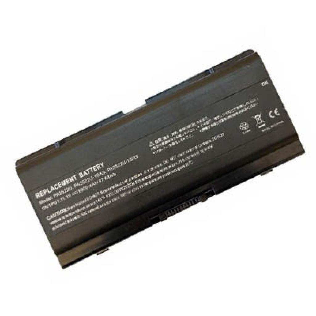 Аккумулятор для ноутбука Toshiba PA2522 Satellite A25 BatteryExpert (PA2522 L 88)
