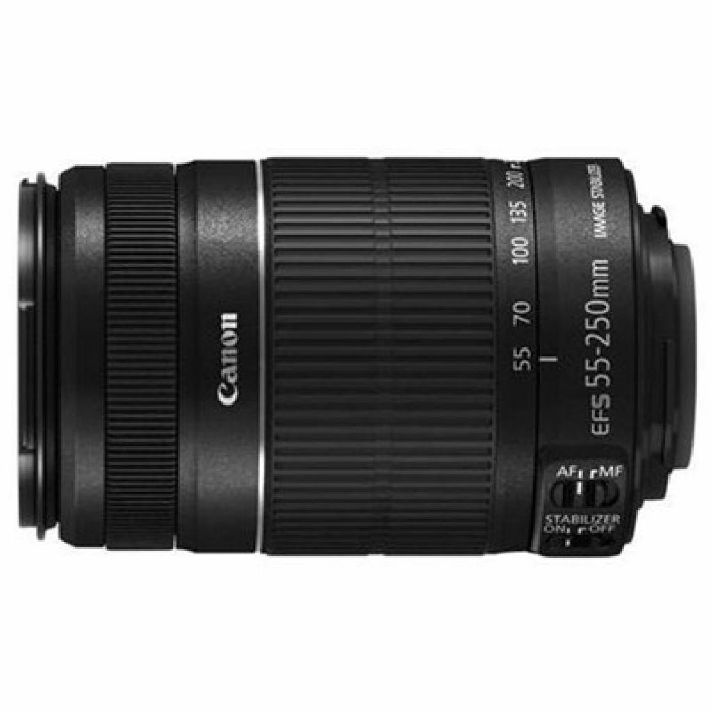 Объектив Canon EF-S 55-250mm f/4-5.6 IS II (5123B005)