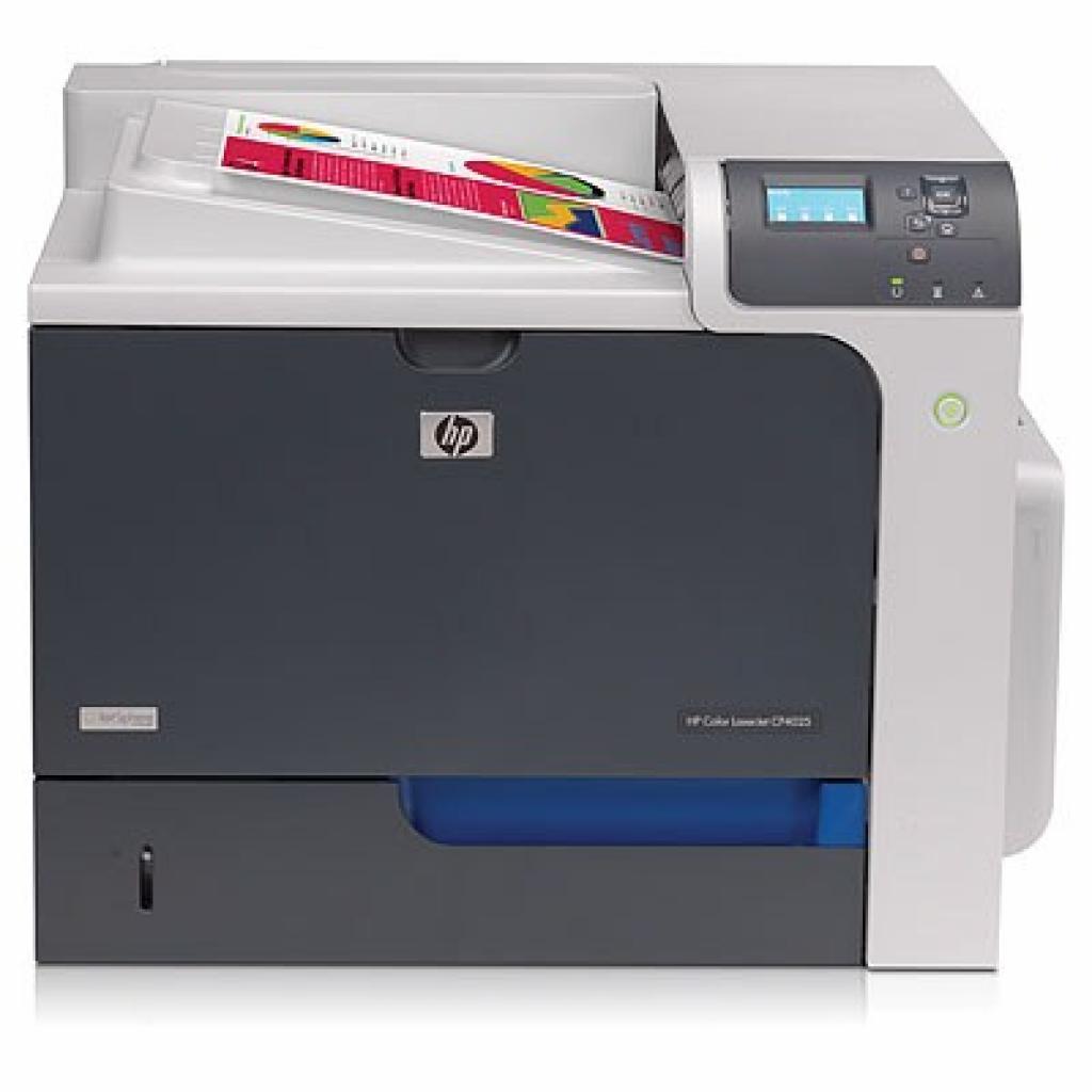 Лазерный принтер HP Color LaserJet CP4025n (CC489A)