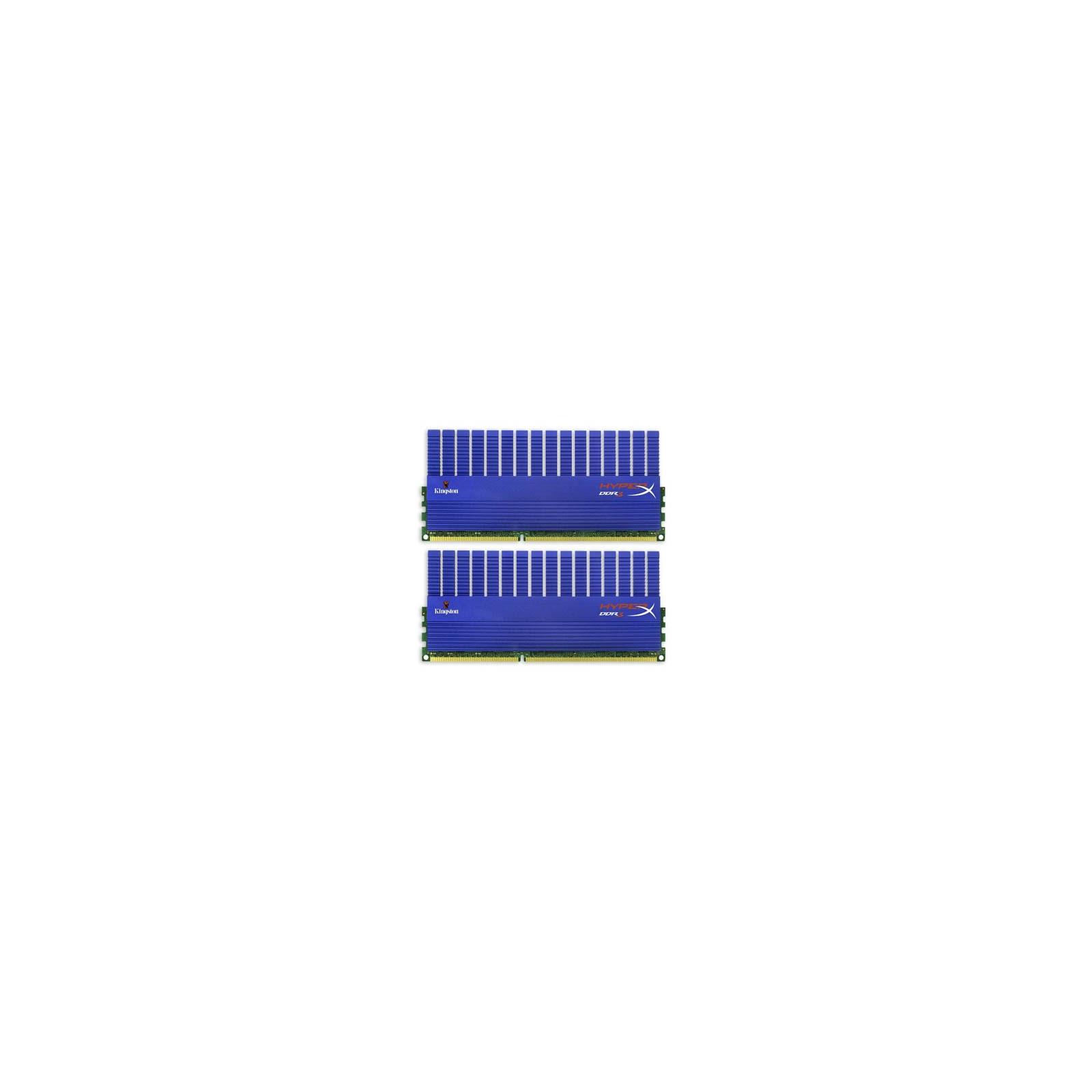 Модуль памяти для компьютера DDR3 8GB (2x4GB) 2133 MHz Kingston (KHX21C11T1K2/8X)