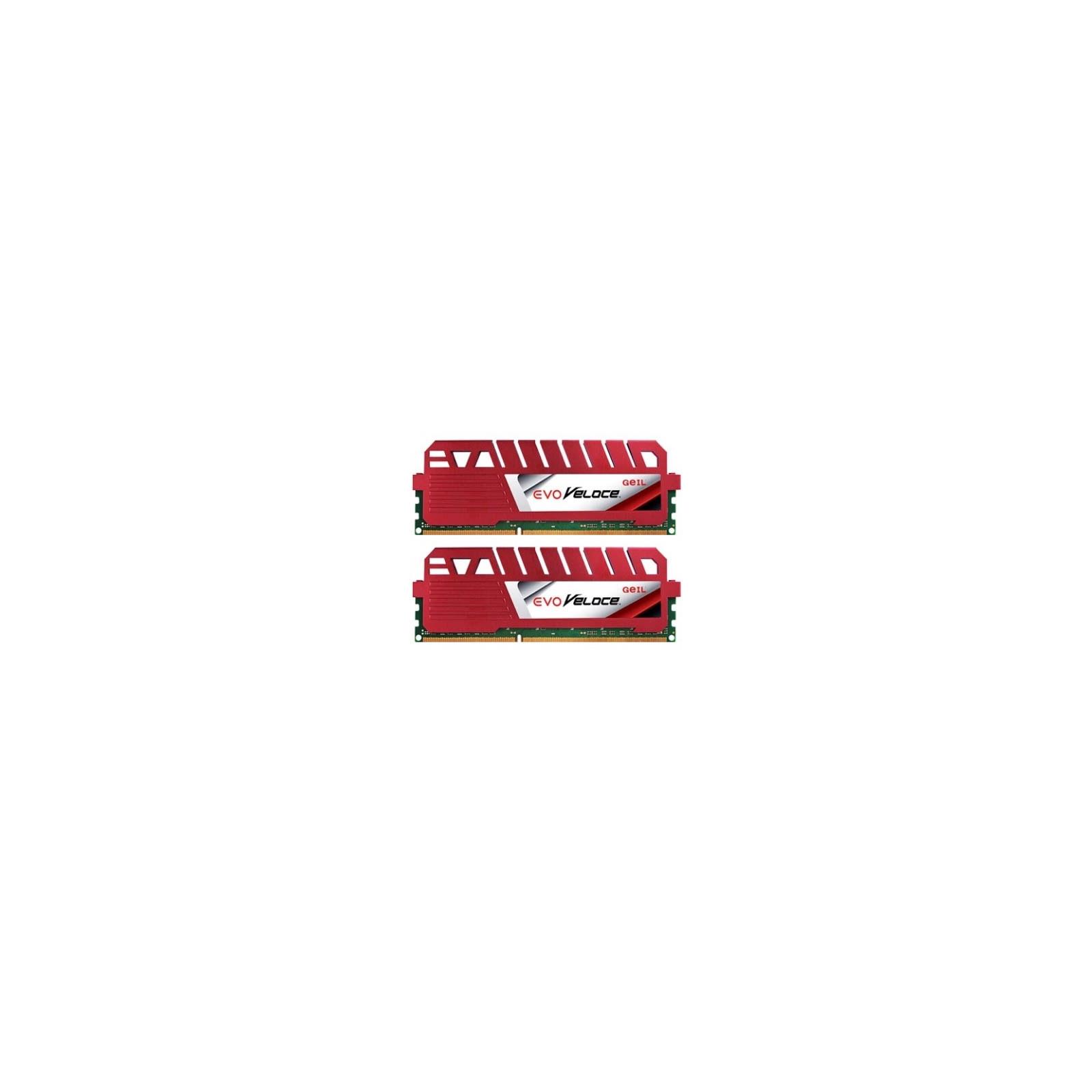 Модуль памяти для компьютера DDR3 16GB (4x4GB) 2133 MHz GEIL (GEV316GB2133C11QC)