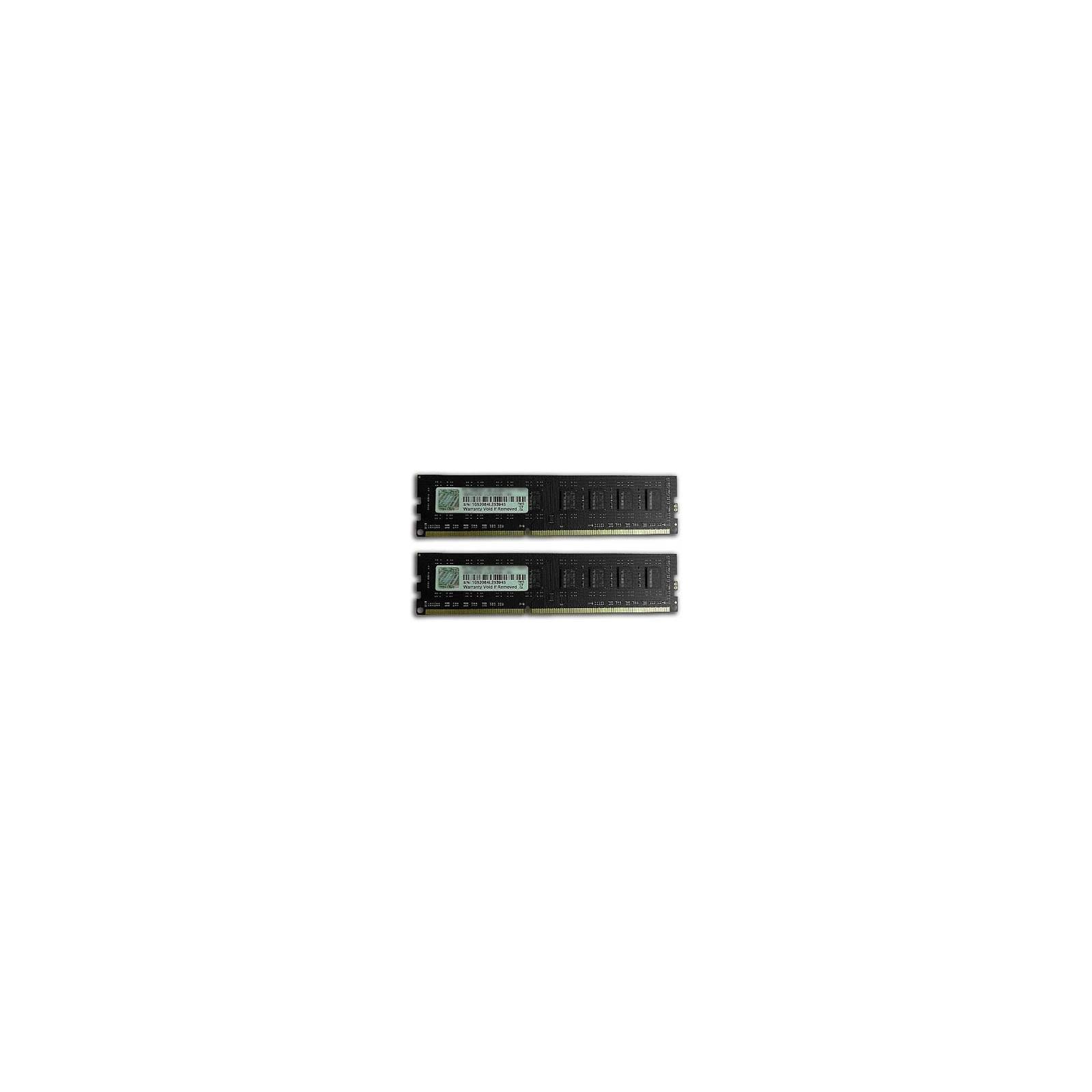 Модуль памяти для компьютера DDR3 8GB (2x4GB) 1600 MHz G.Skill (F3-1600C11D-8GNT)