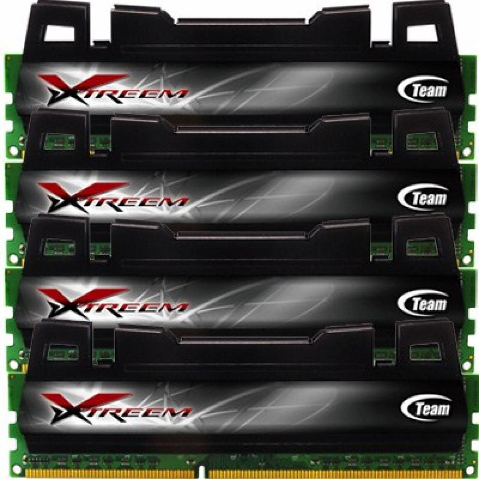 Модуль памяти для компьютера DDR3 16GB (4x4GB) 1600 MHz Team (TDD316G1600HC9QC01)