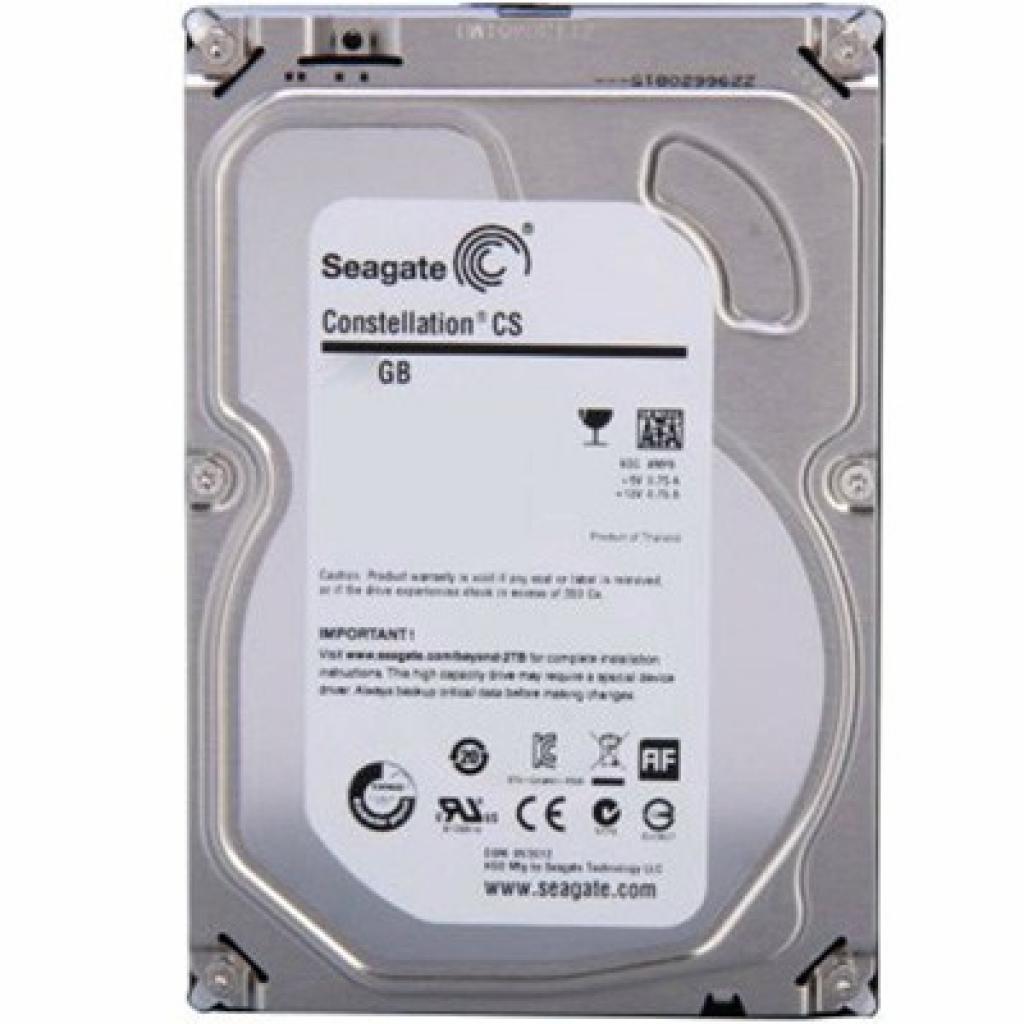 """Жесткий диск 3.5"""" 4TB Seagate (ST4000NM0033)"""