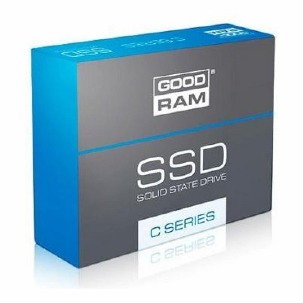 "Накопитель SSD 2.5""  60GB GOODRAM (SSDPR-C50-060) изображение 2"
