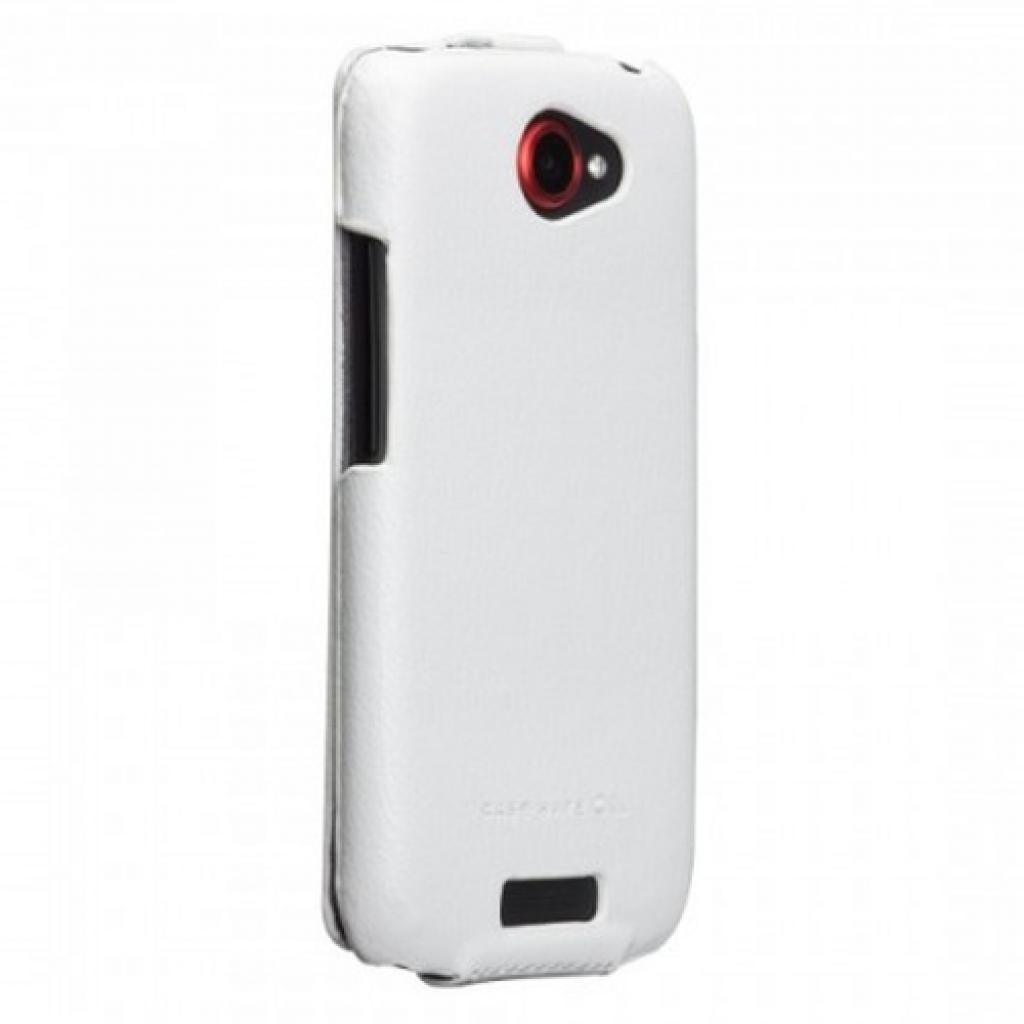 Чехол для моб. телефона Case-Mate для HTC One S Signature Flip-White (CM021738) изображение 2