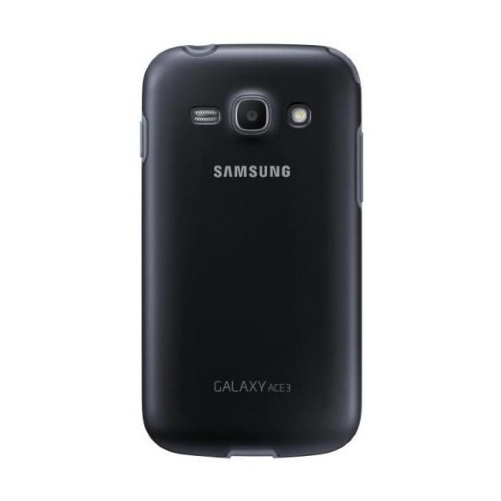 Чехол для моб. телефона Samsung S7272 Galaxy Ace 3/Black/накладка (EF-PS727BBEGWW)