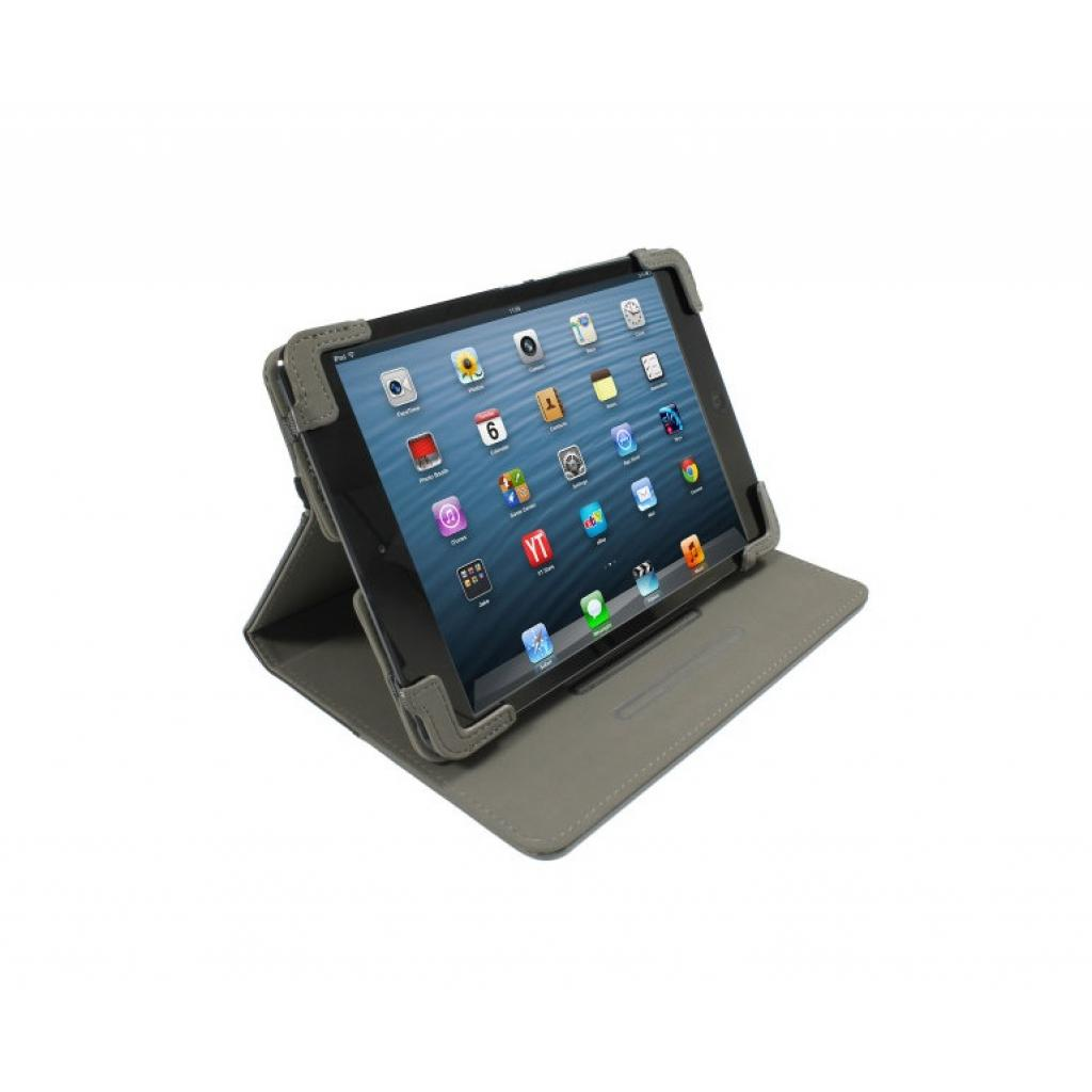 Чехол для планшета Belkin iPad mini Classic Strap Cover Stand/pink (F7N037vfC01) изображение 2