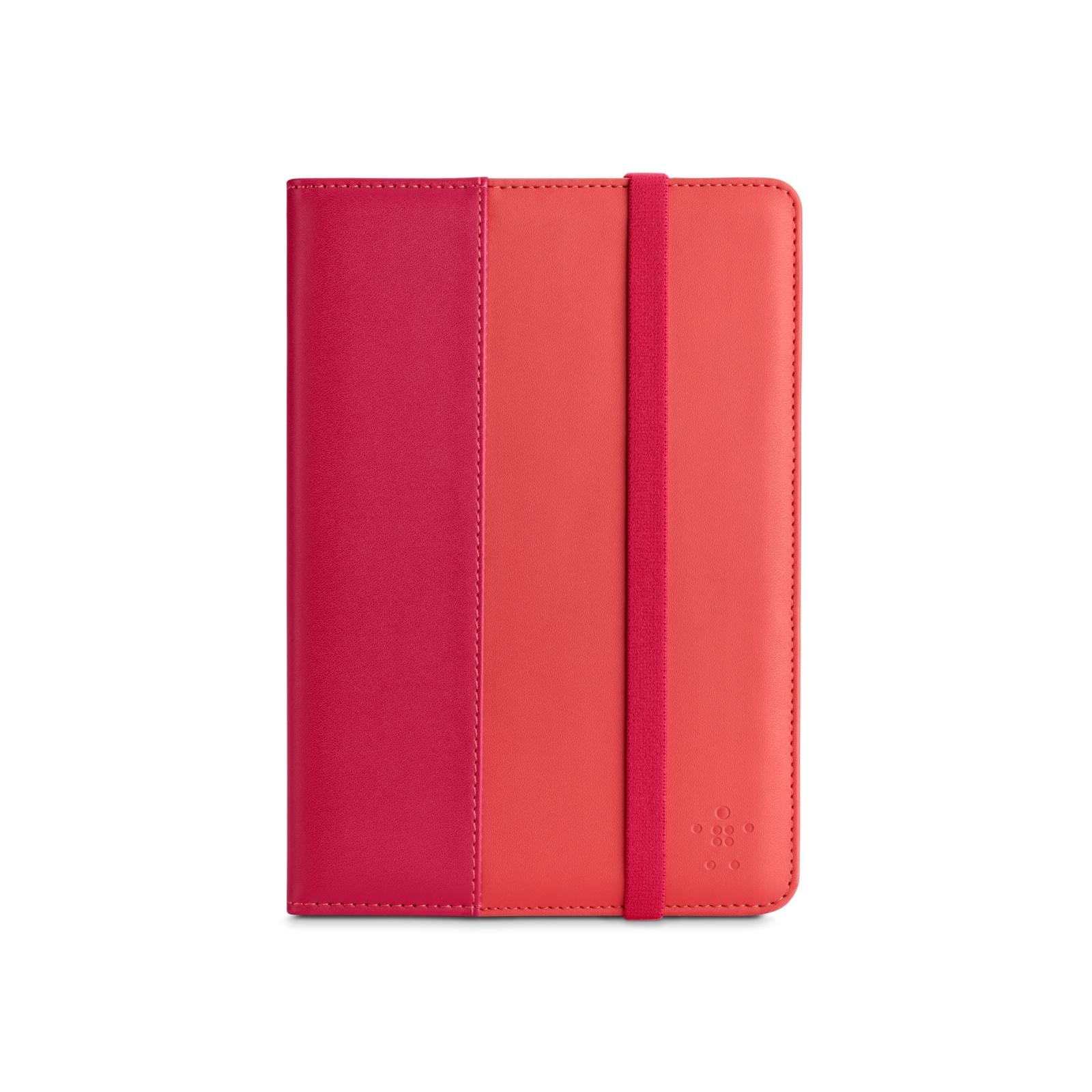 Чехол для планшета Belkin iPad mini Classic Strap Cover Stand/pink (F7N037vfC01)