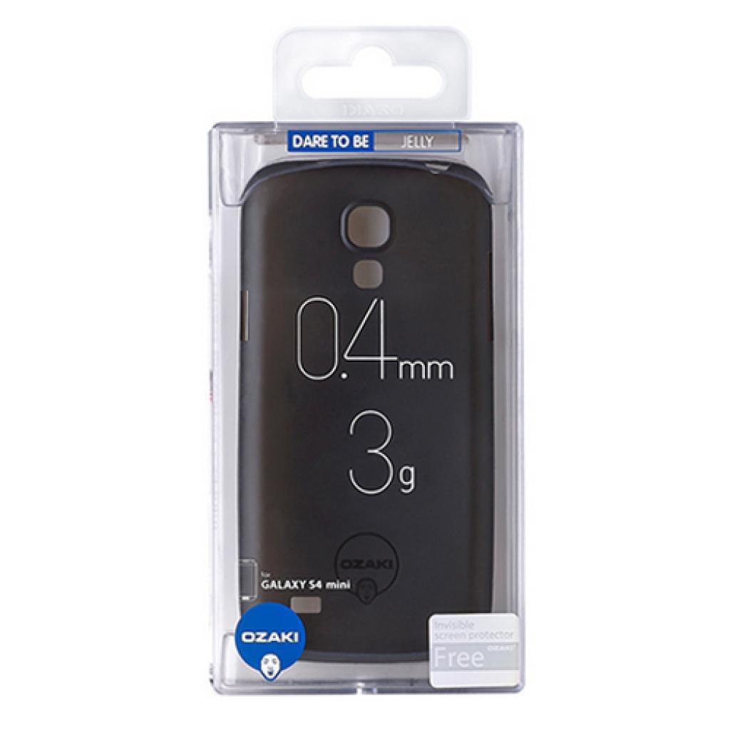 Чехол для моб. телефона OZAKI GALAXY S4 mini /ultra slim Black (OC705BK) изображение 3