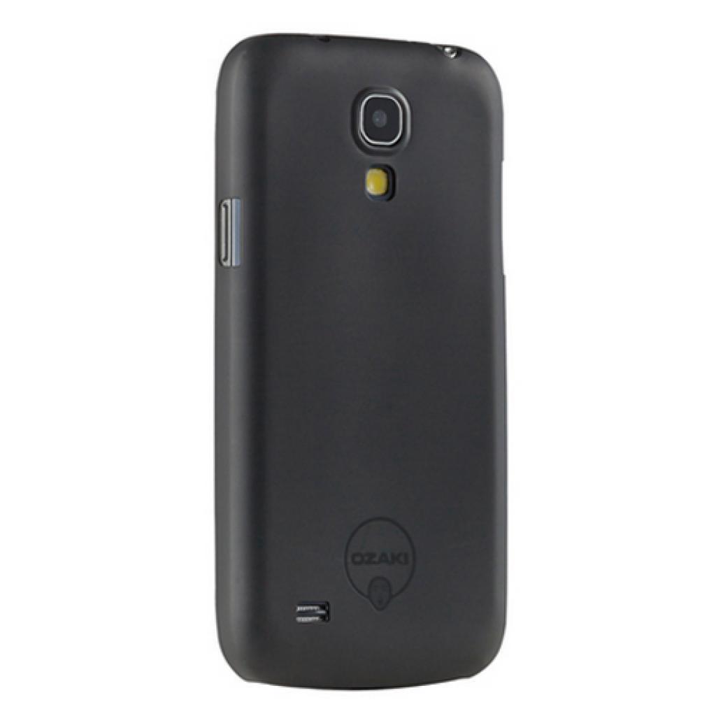 Чехол для моб. телефона OZAKI GALAXY S4 mini /ultra slim Black (OC705BK)