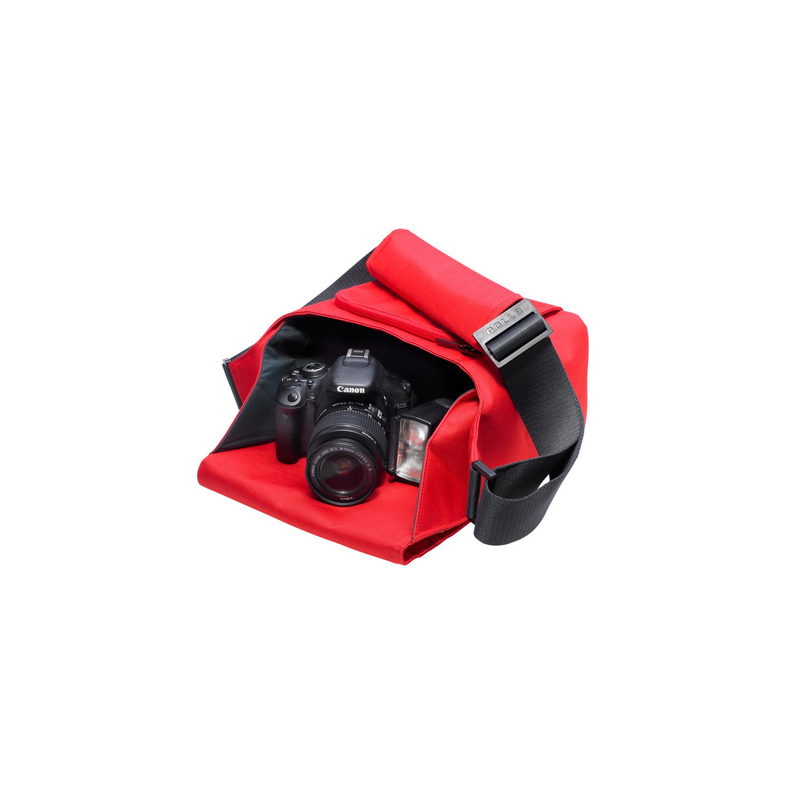 Фото-сумка Golla CAM BAG M Mico PVC/polyester /red (G1371) изображение 4