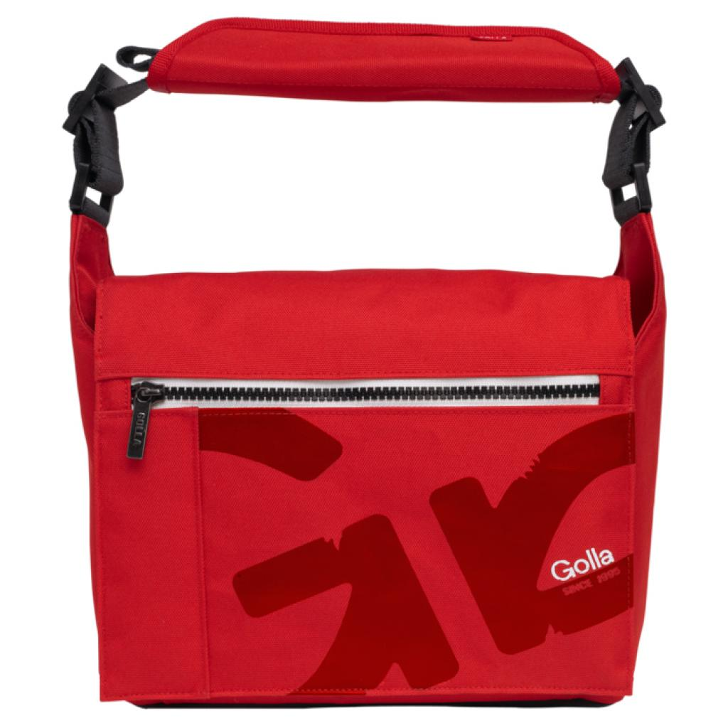 Фото-сумка Golla CAM BAG M Mico PVC/polyester /red (G1371)