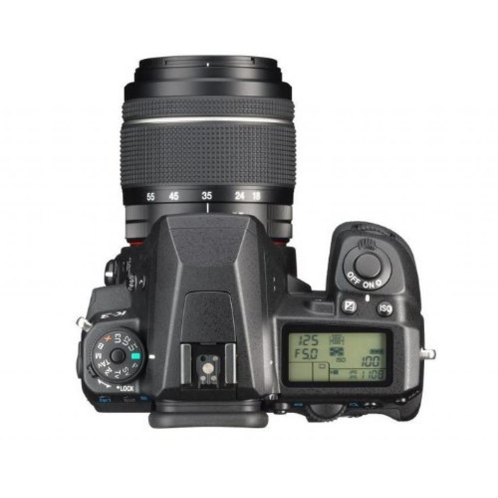 Цифровой фотоаппарат Pentax K-3+DA L 18-55 +DA L 50-200 WR (15562) изображение 3